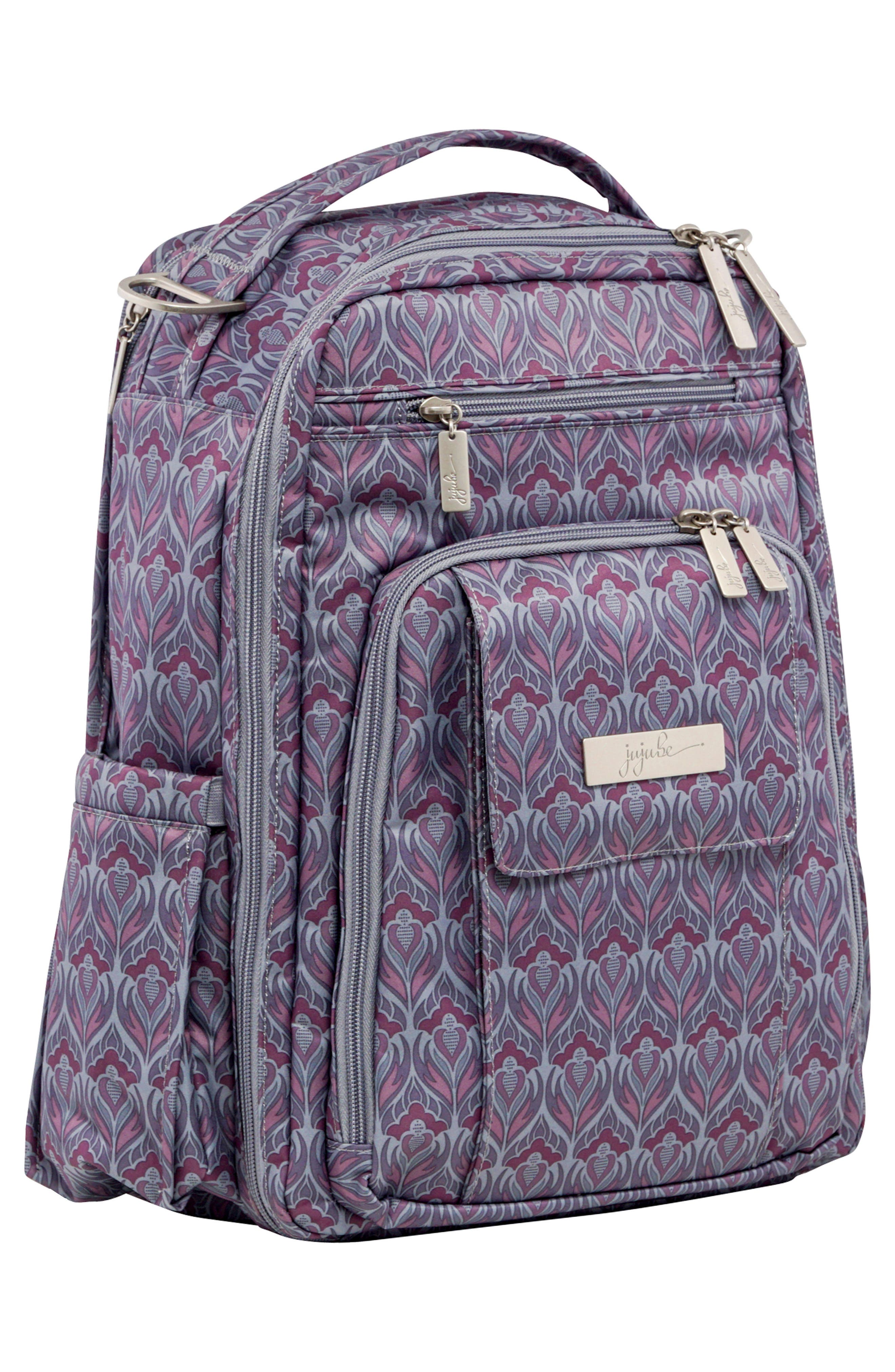 'Be Right Back' Diaper Backpack,                             Alternate thumbnail 106, color,