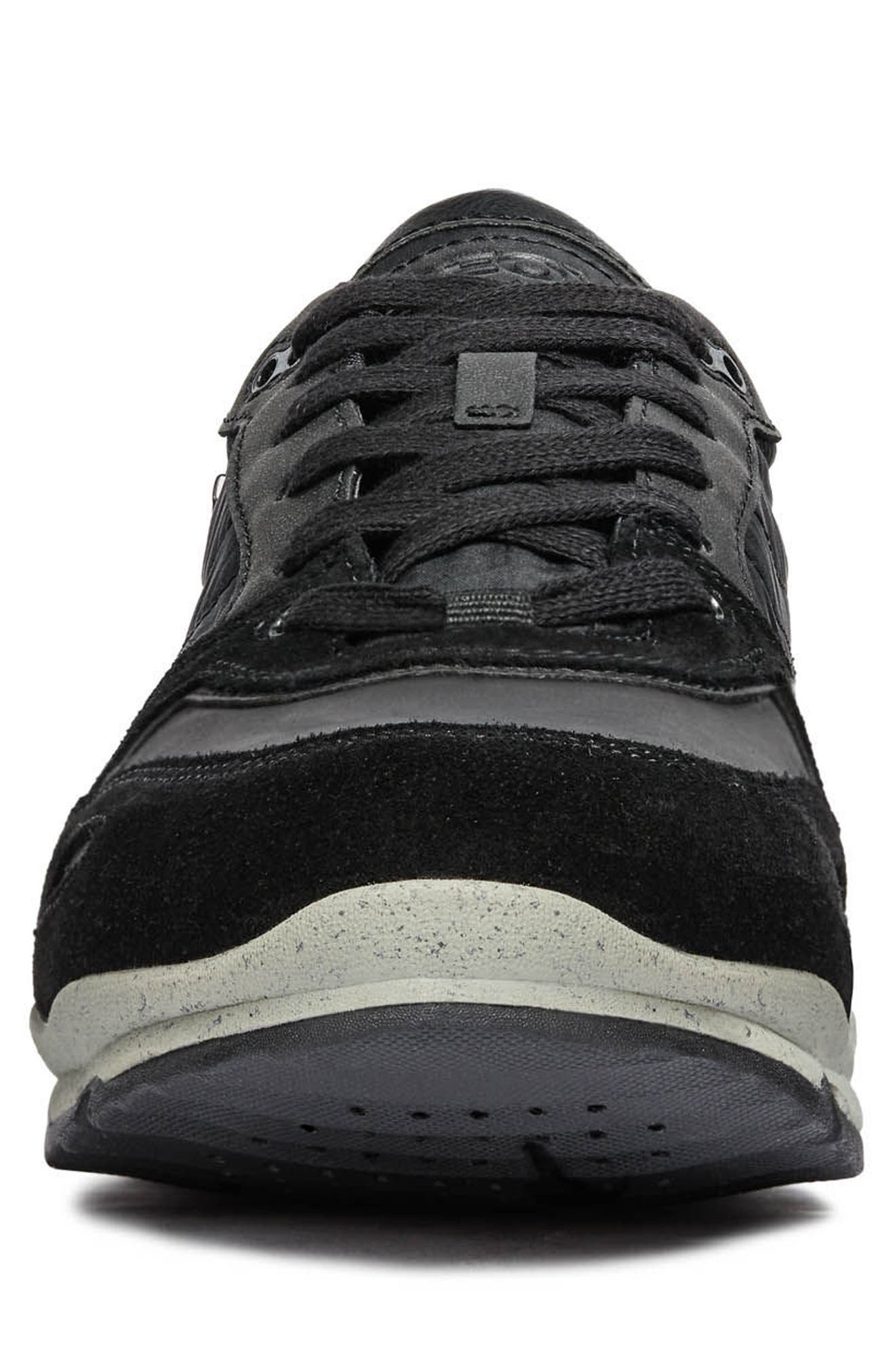 Sandro ABX Ambphibiox Waterproof Sneaker,                             Alternate thumbnail 4, color,                             007