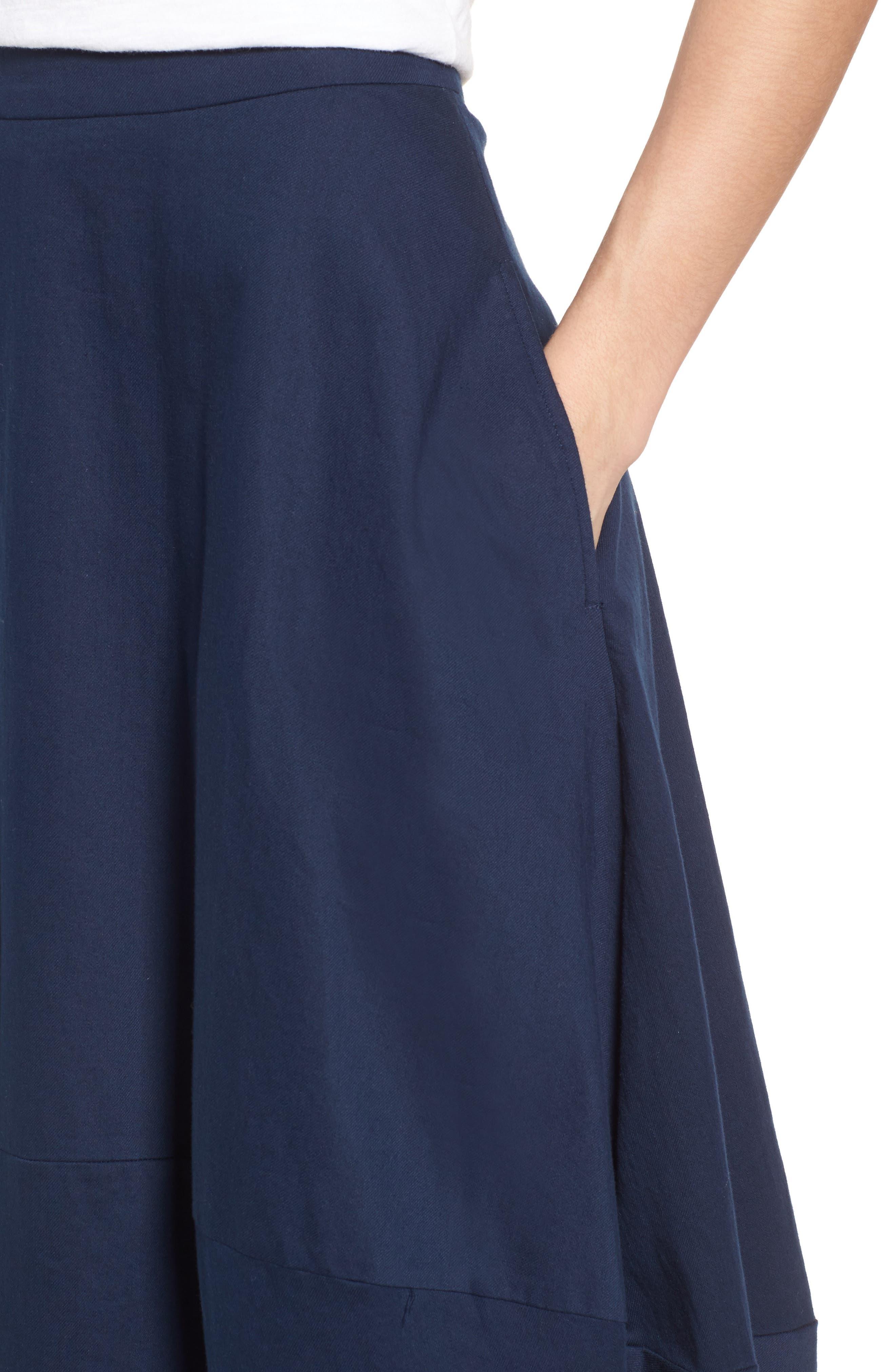 Organic Cotton Lantern Skirt,                             Alternate thumbnail 16, color,