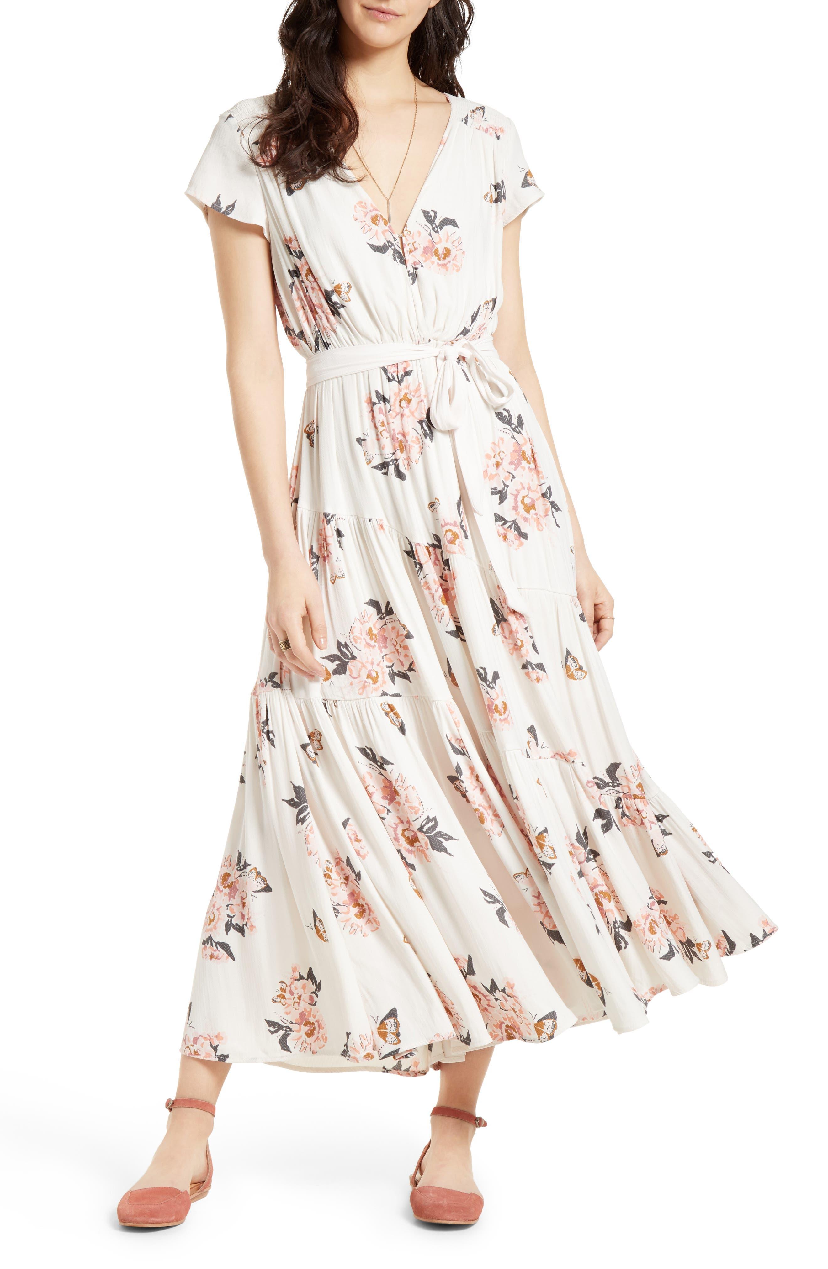 Sale alerts for  All I Got Maxi Dress - Covvet