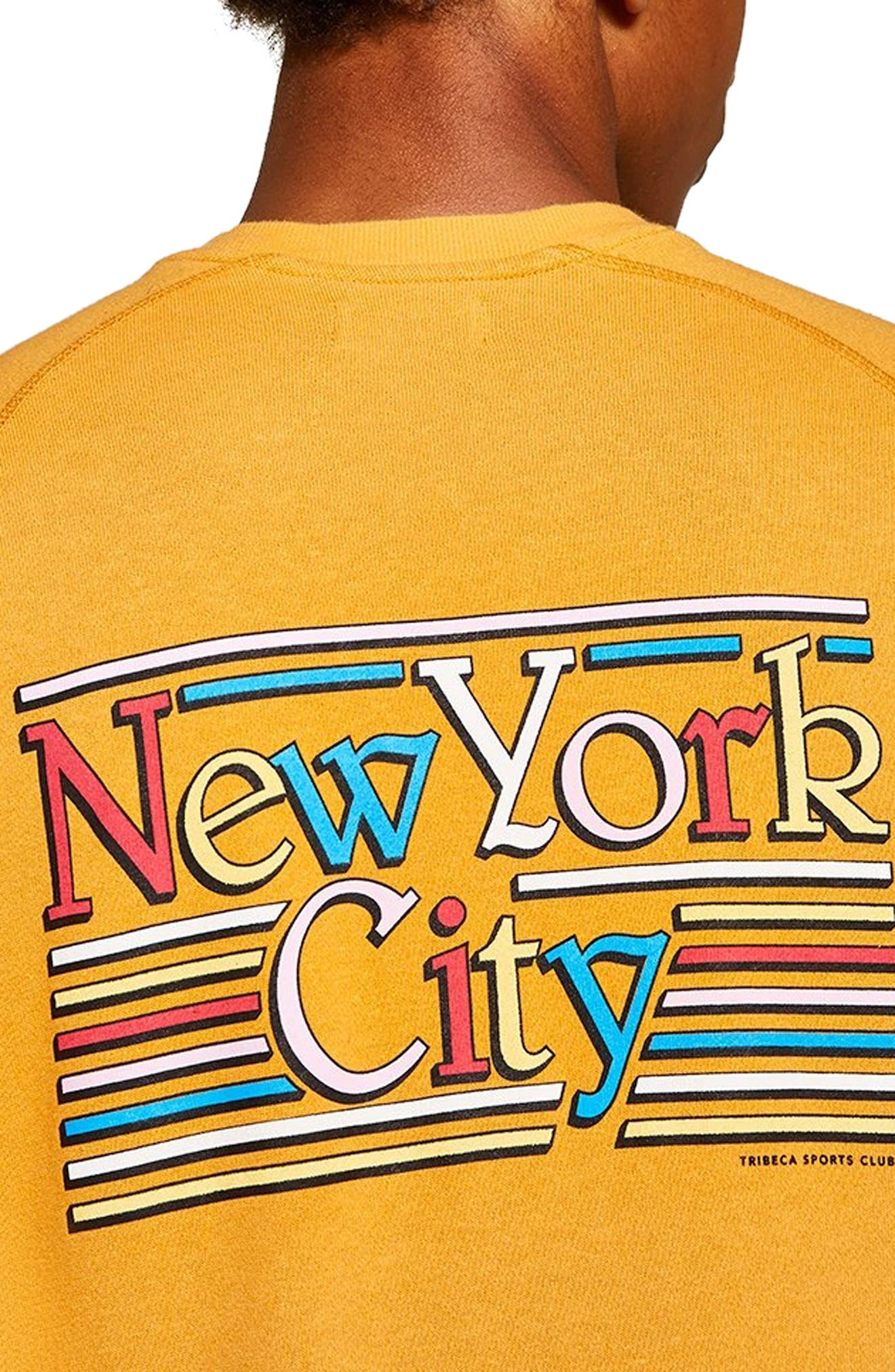 New York Classic Sweater,                             Alternate thumbnail 3, color,                             700