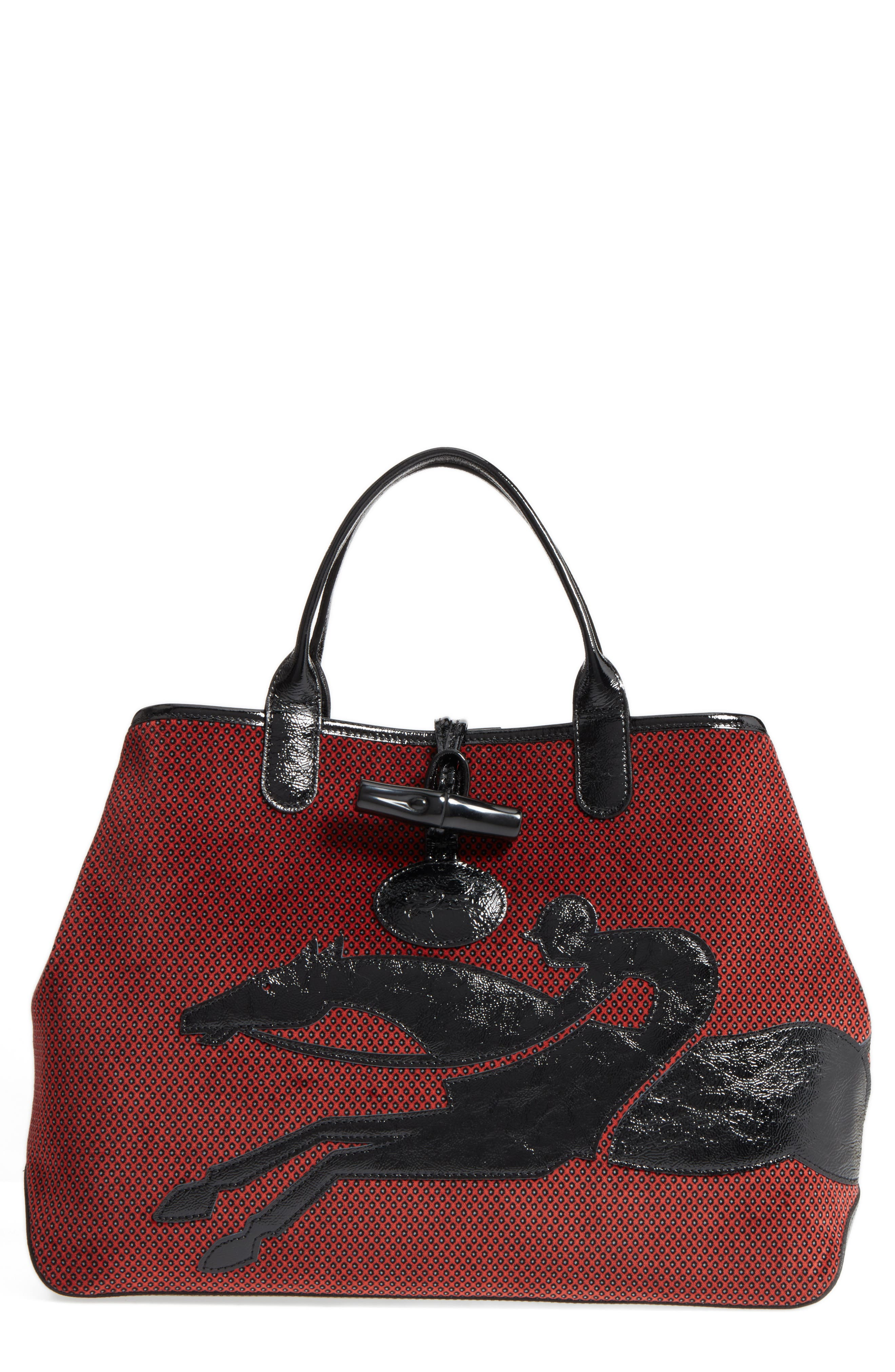 Roseau Double Game Reversible Tote,                         Main,                         color, 001