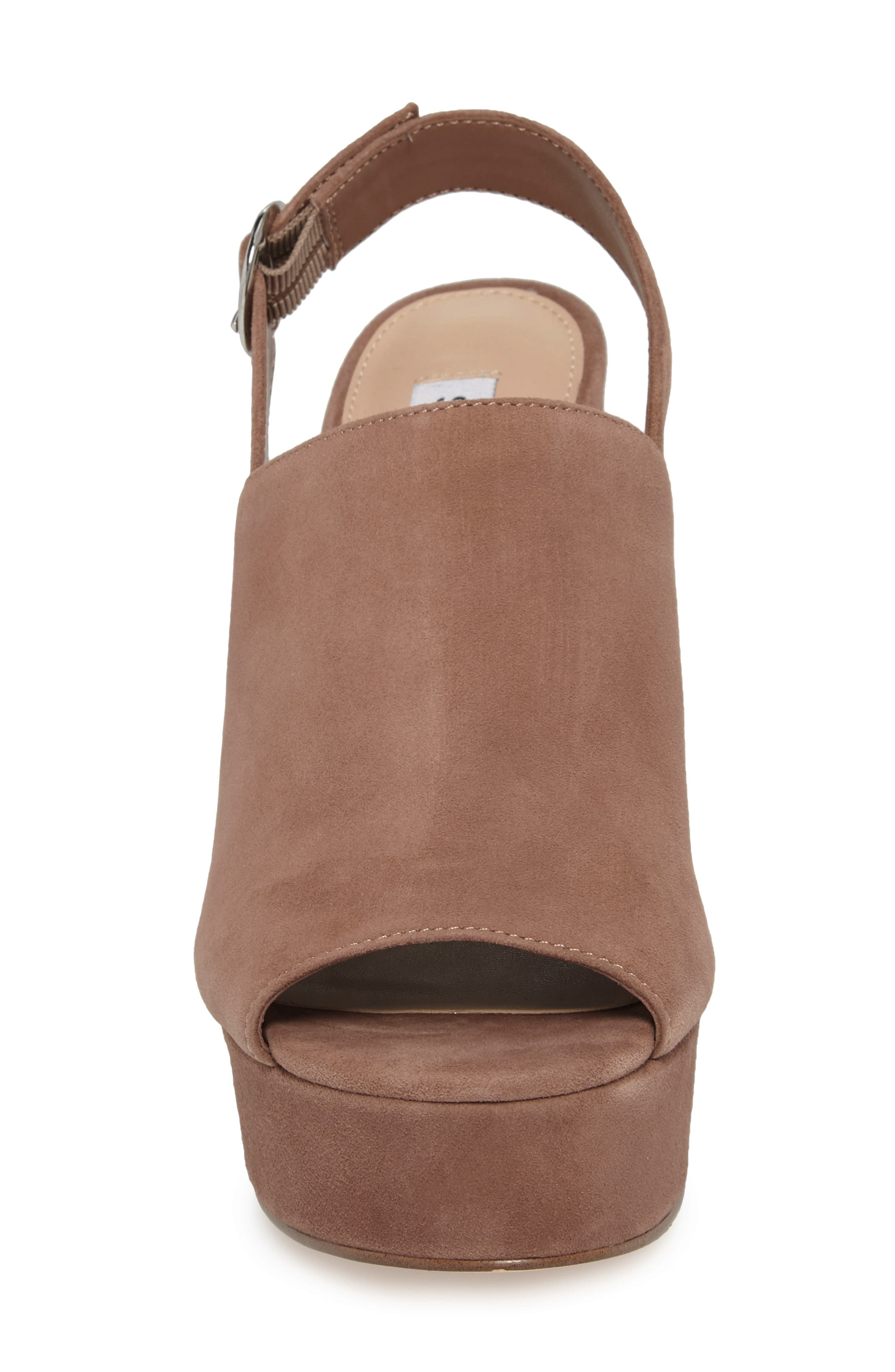 Carter Slingback Platform Sandal,                             Alternate thumbnail 8, color,