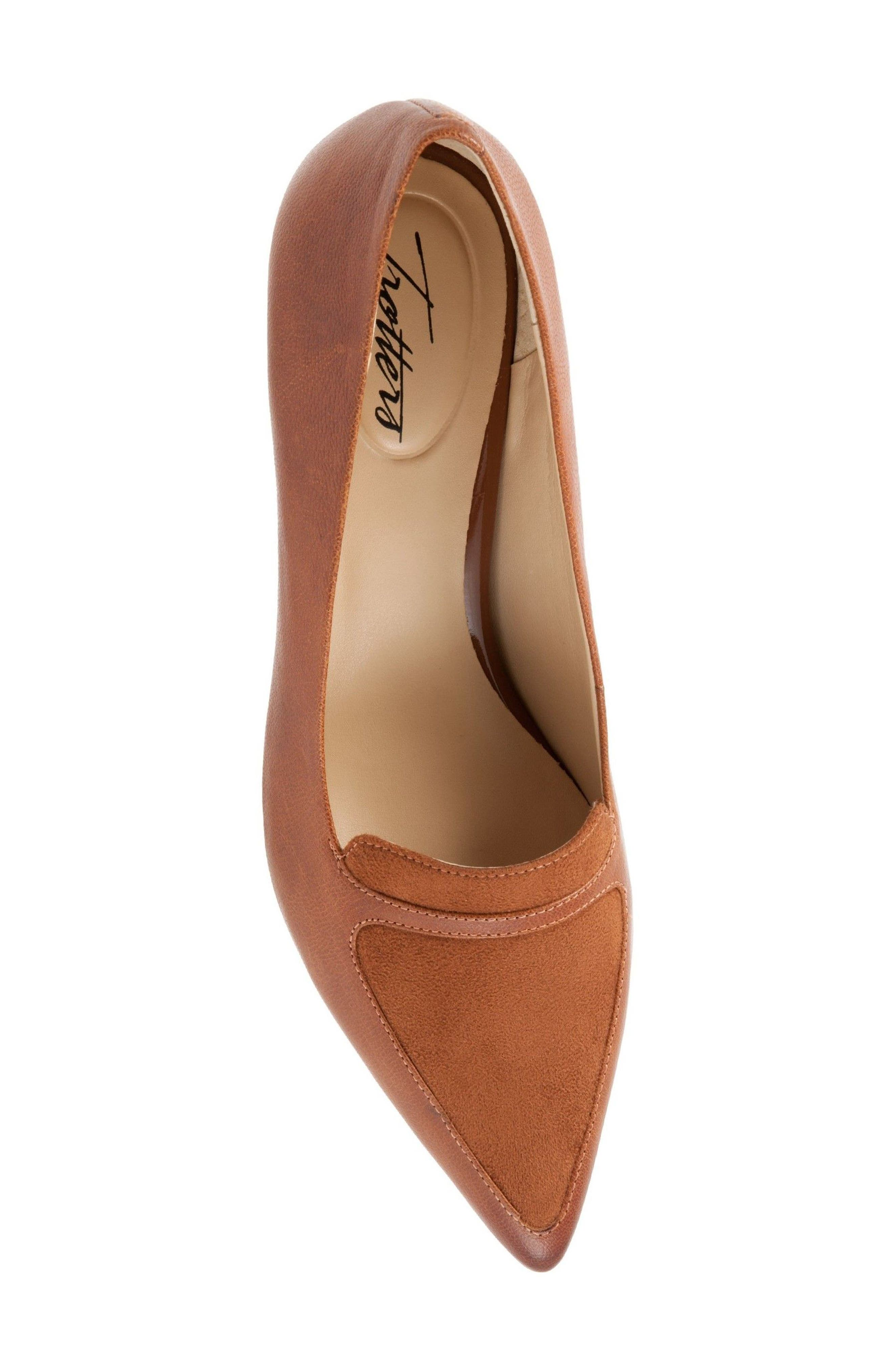 'Piper' Pointy Toe Pump,                             Alternate thumbnail 34, color,