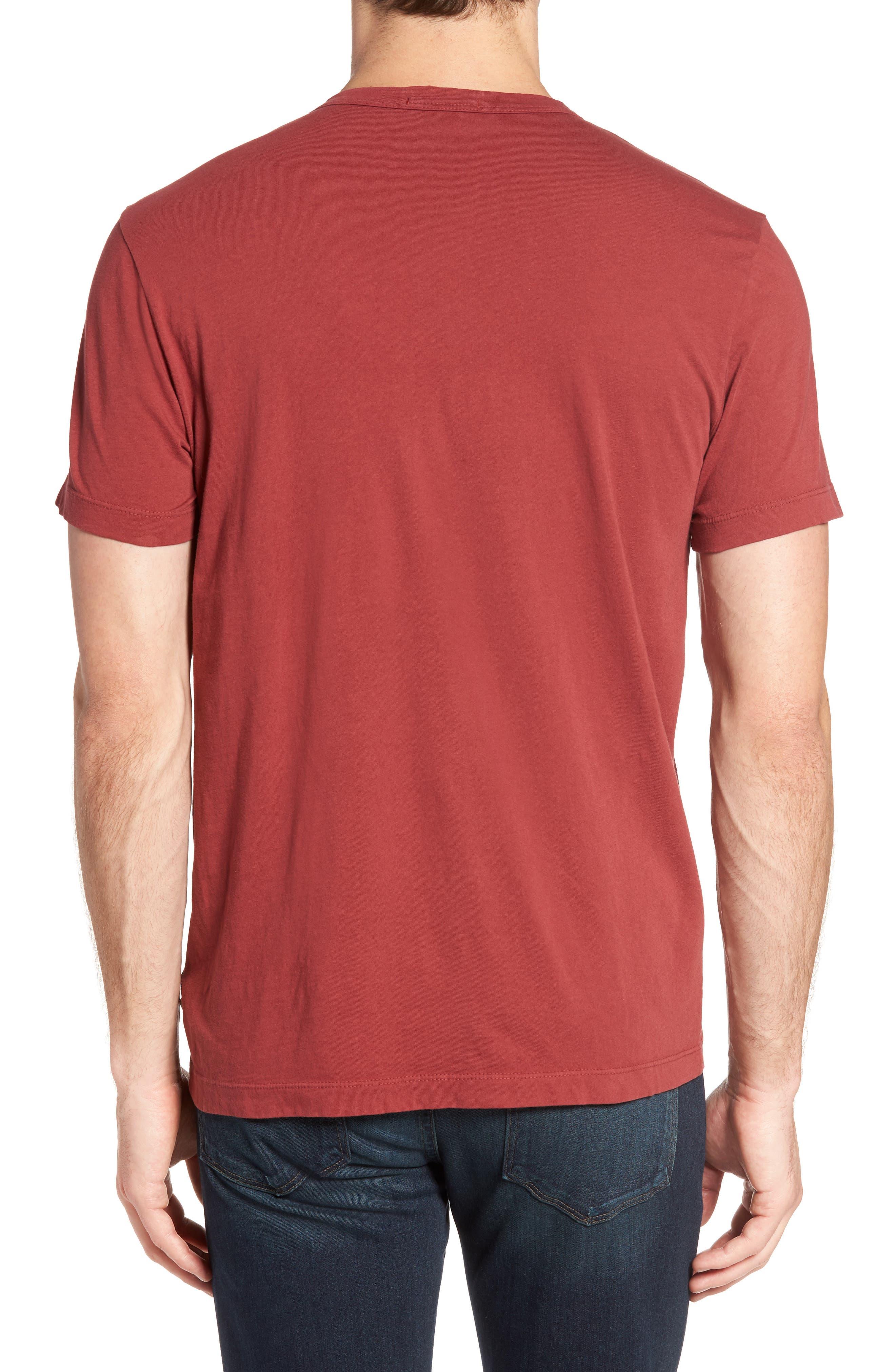 Crewneck Jersey T-Shirt,                             Alternate thumbnail 301, color,