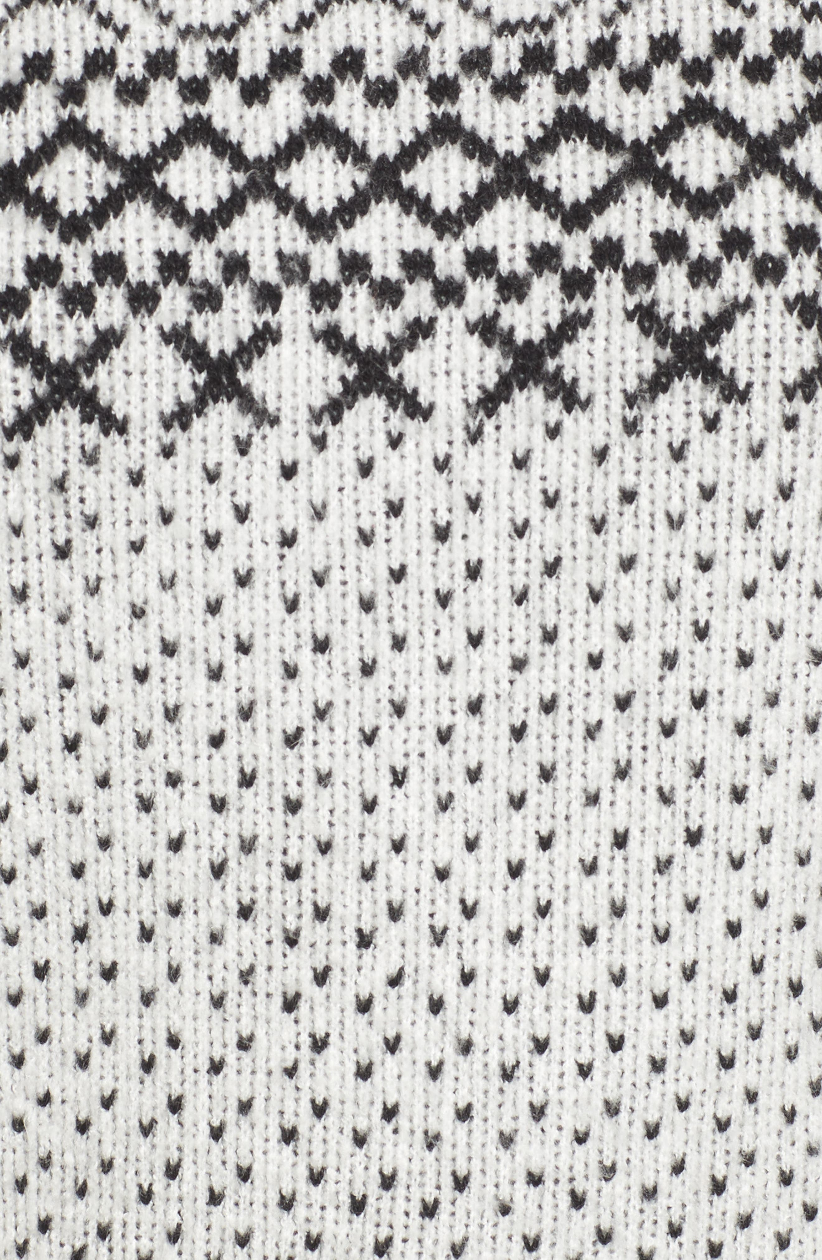 Fair Isle Sweater,                             Alternate thumbnail 5, color,                             900