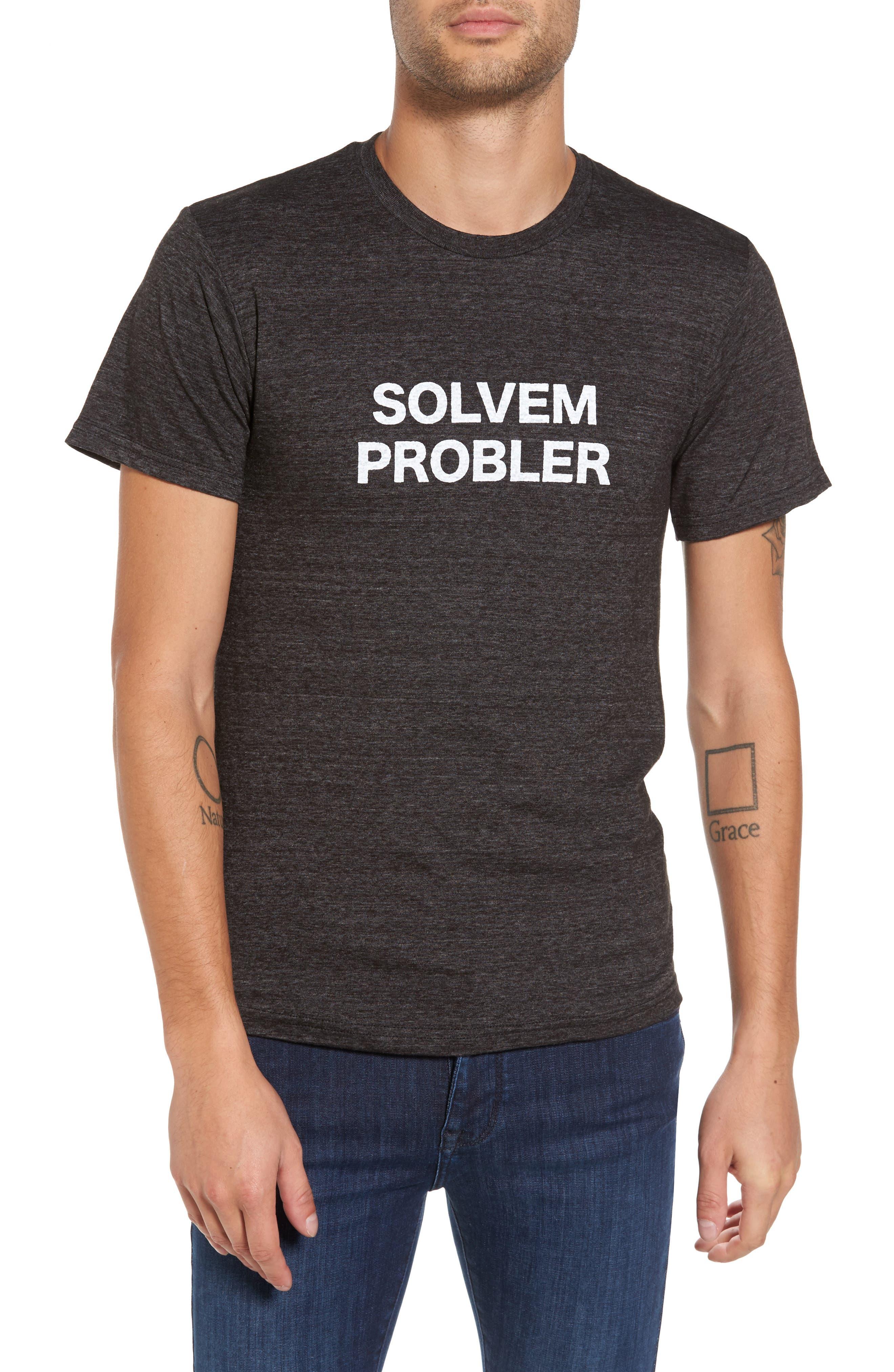 ALTRU,                             Solvem Probler Graphic T-Shirt,                             Main thumbnail 1, color,                             020