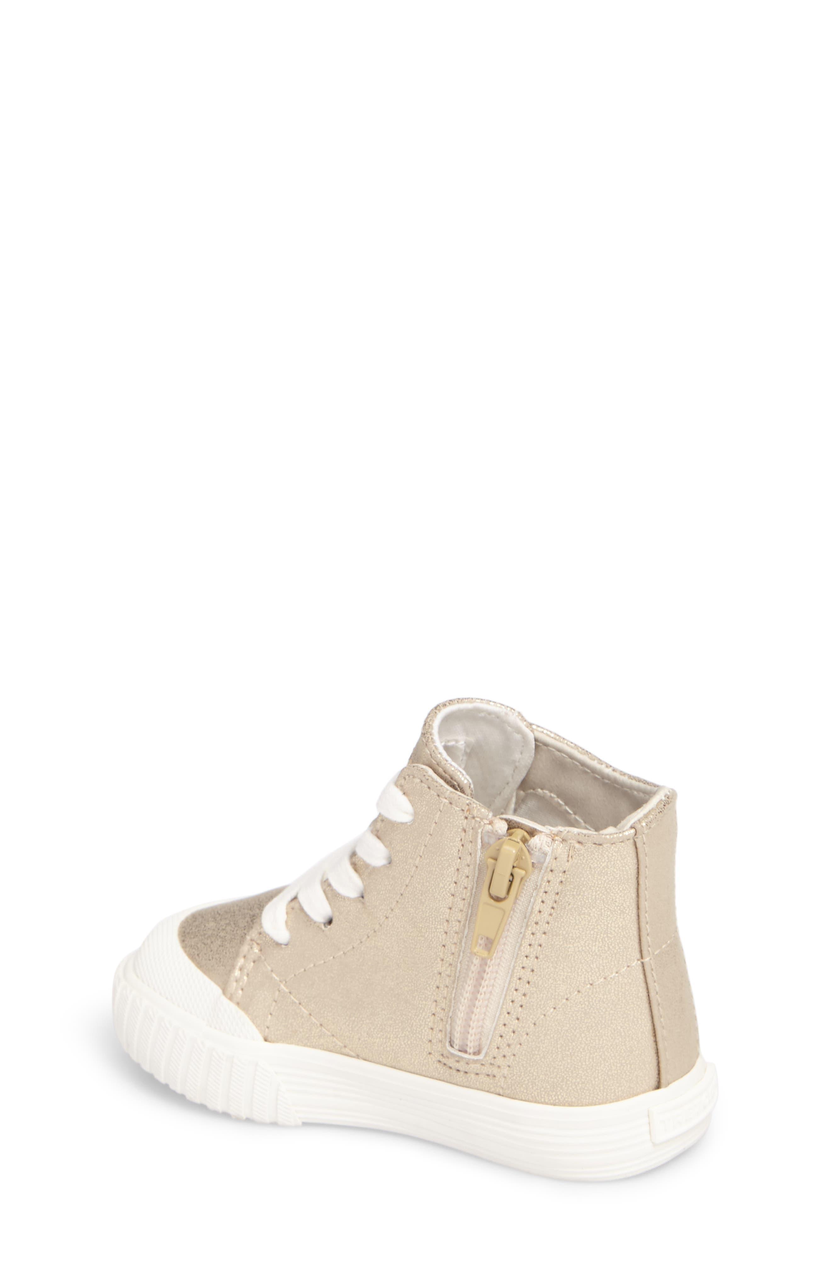 Marley High Top Sneaker,                             Alternate thumbnail 6, color,