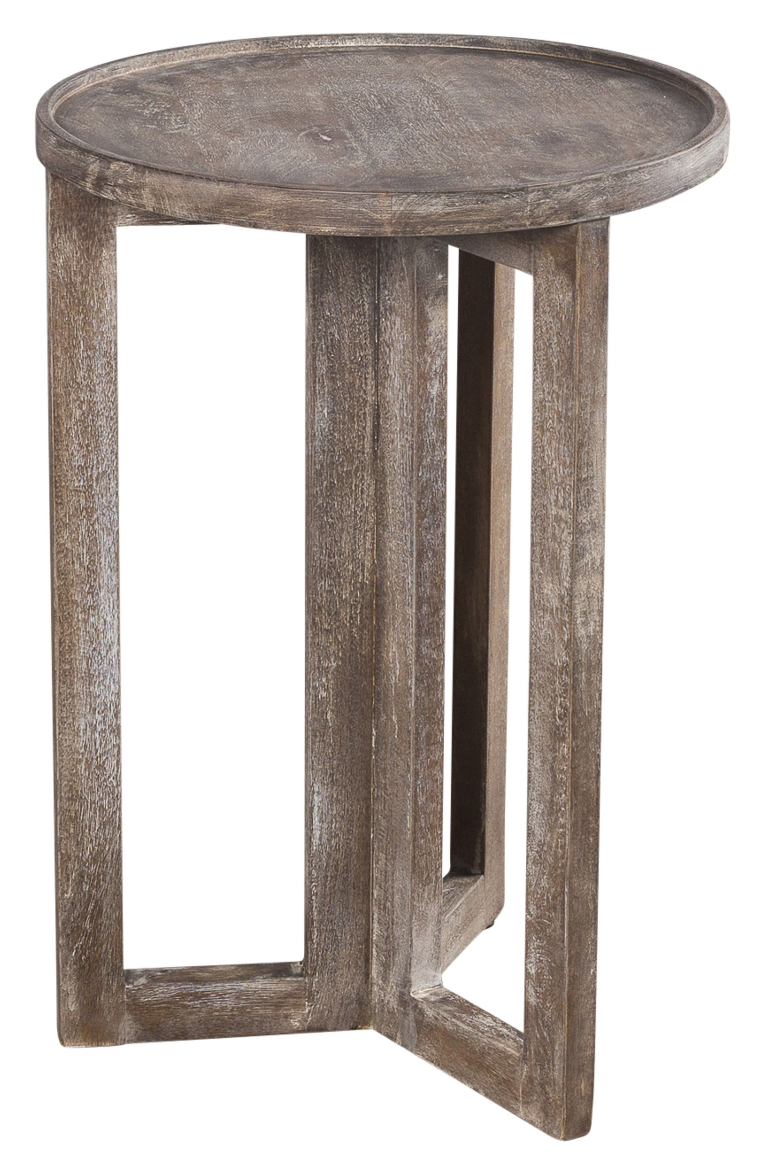 Tillman Large Side Table,                             Alternate thumbnail 3, color,                             SMOKY MANGO