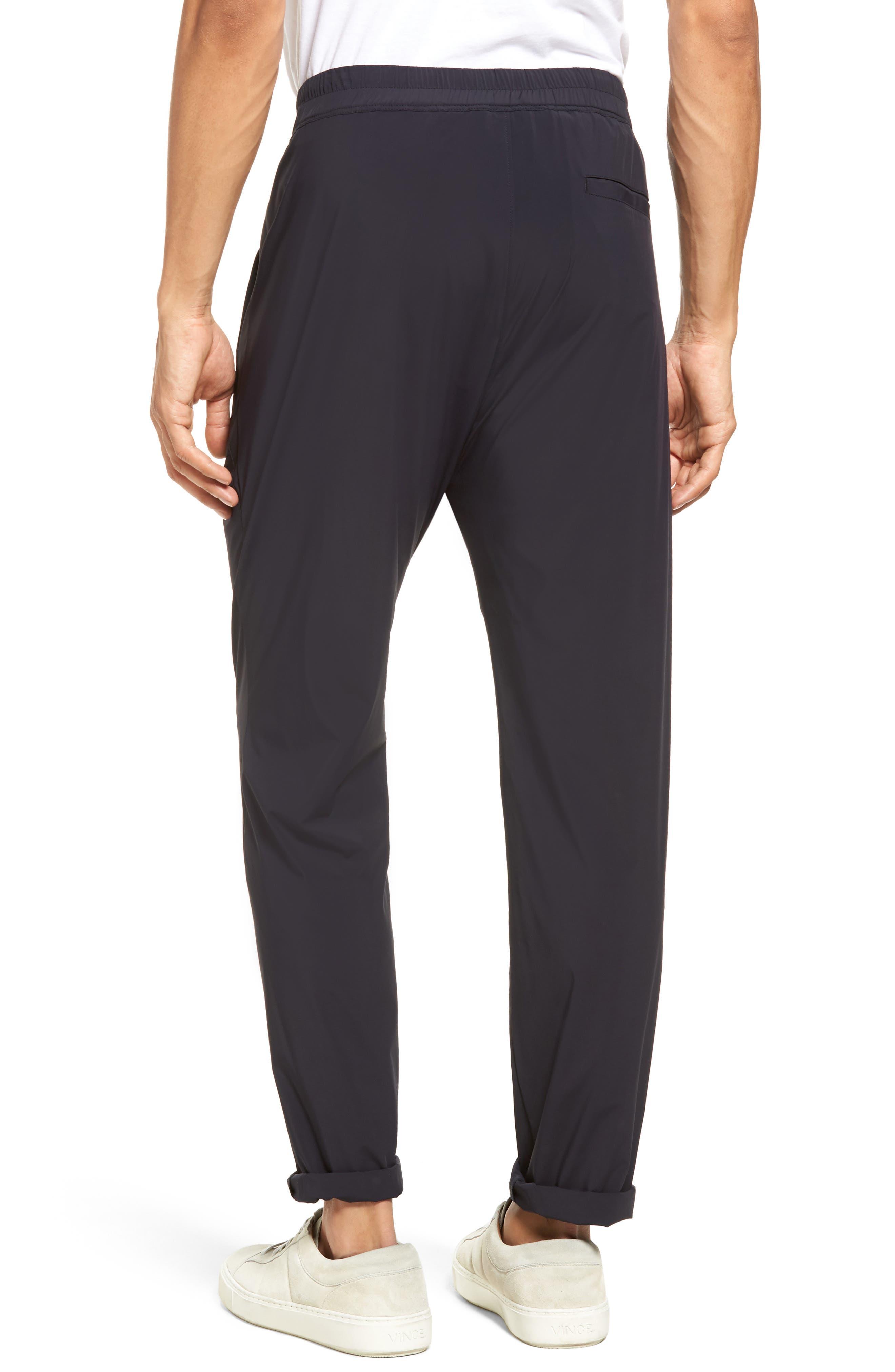 Drop Crotch Jogger Pants,                             Alternate thumbnail 2, color,                             001