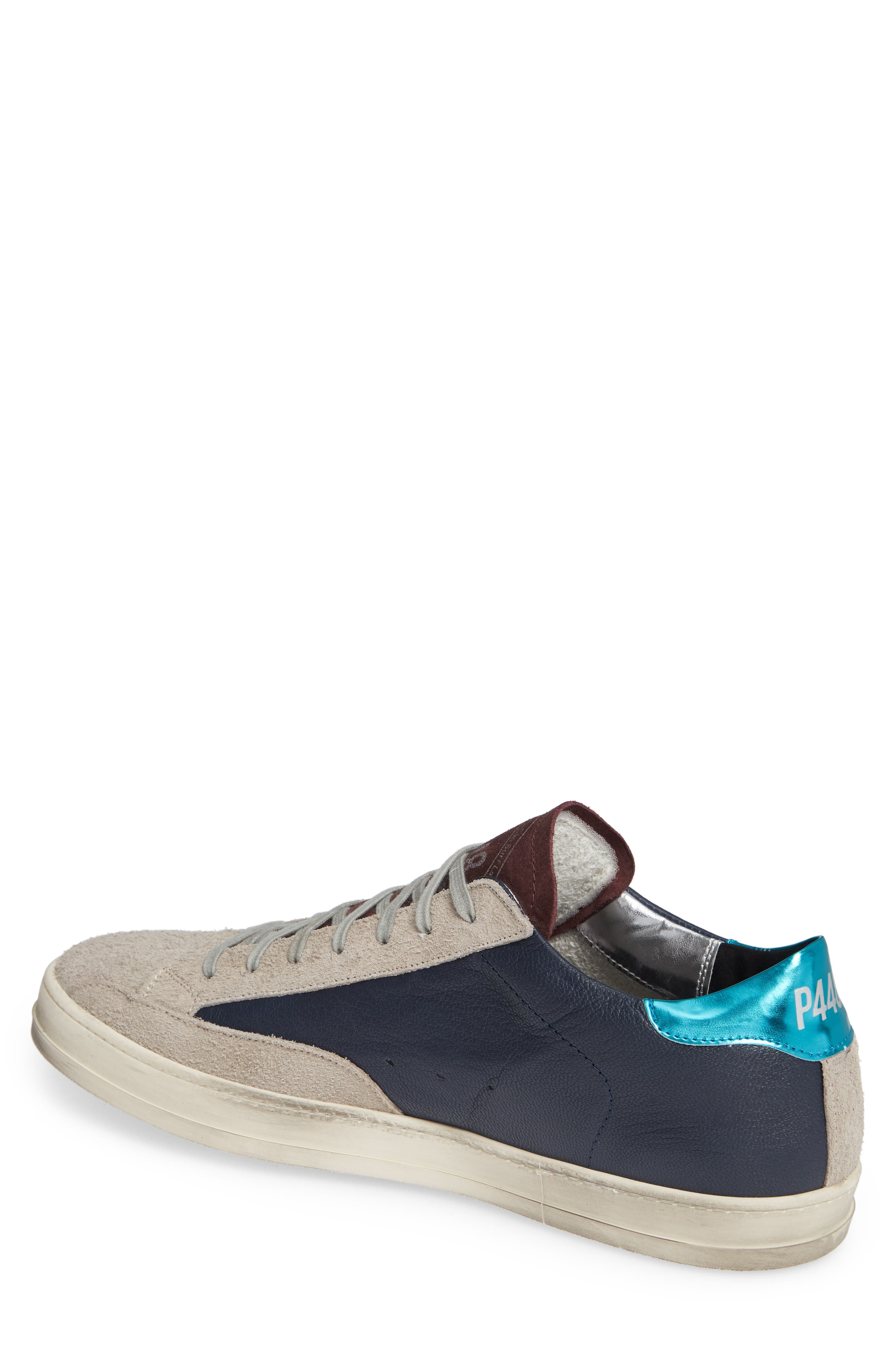 A8 John Sneaker,                             Alternate thumbnail 2, color,                             NAVY
