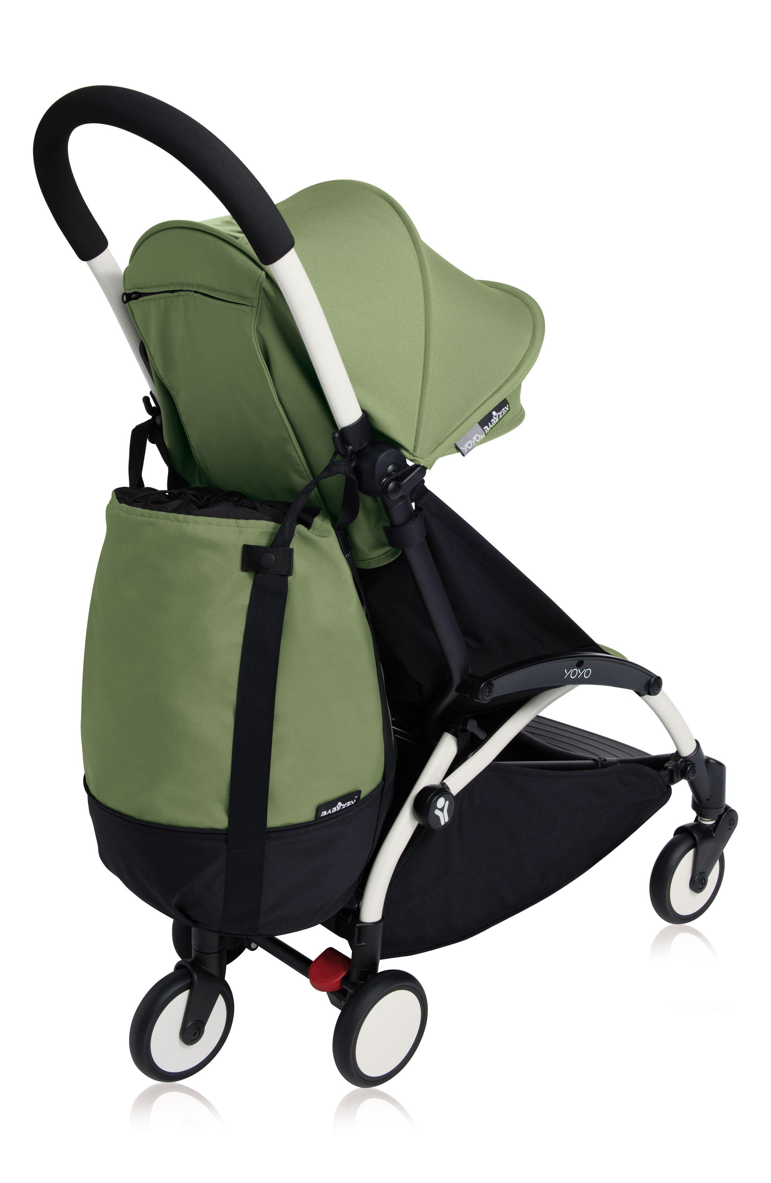 Infant Babyzen(TM) Yoyo Rolling Stroller Bag Size One Size  Green