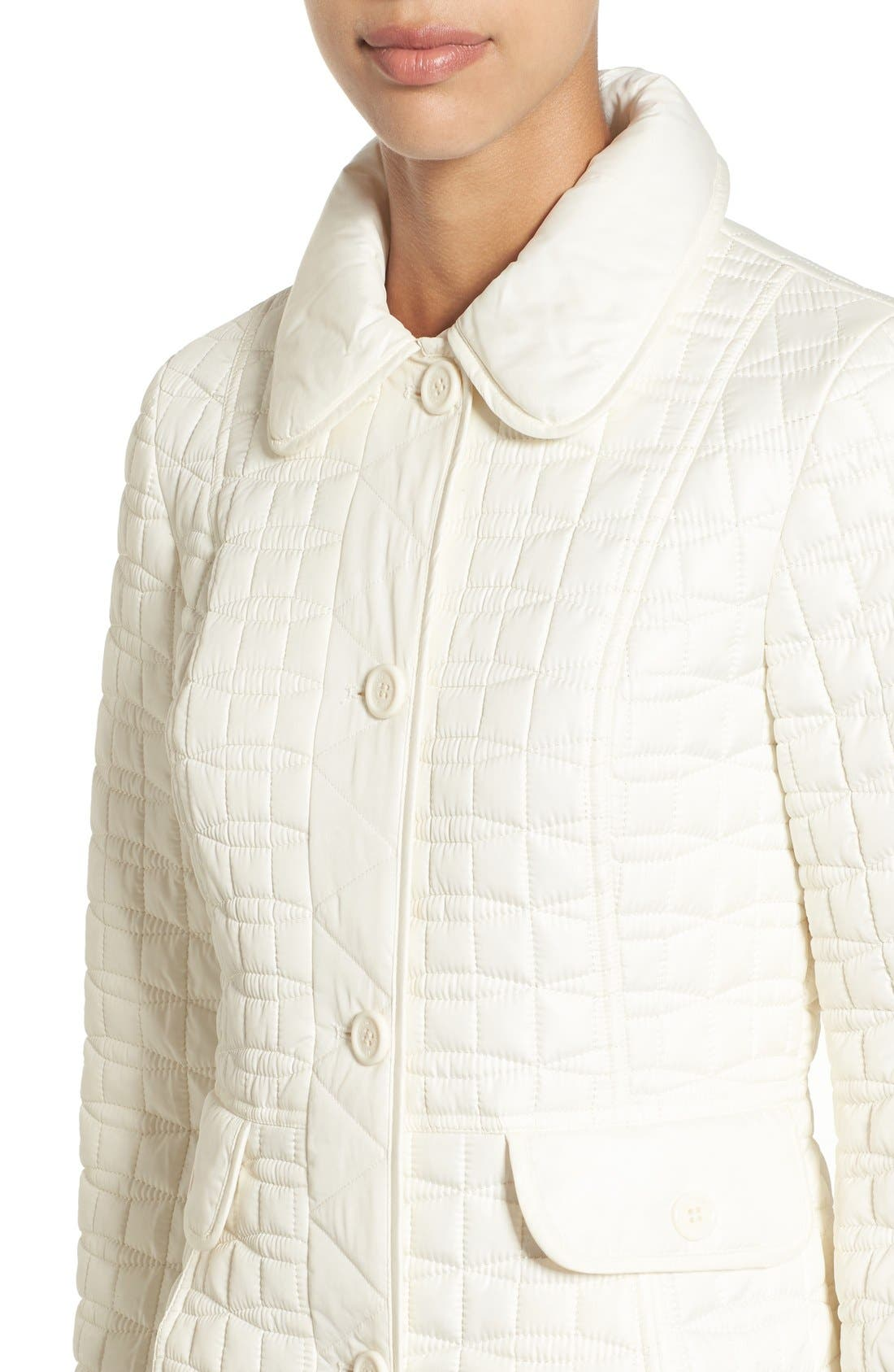 water resistant quilted coat,                             Alternate thumbnail 15, color,