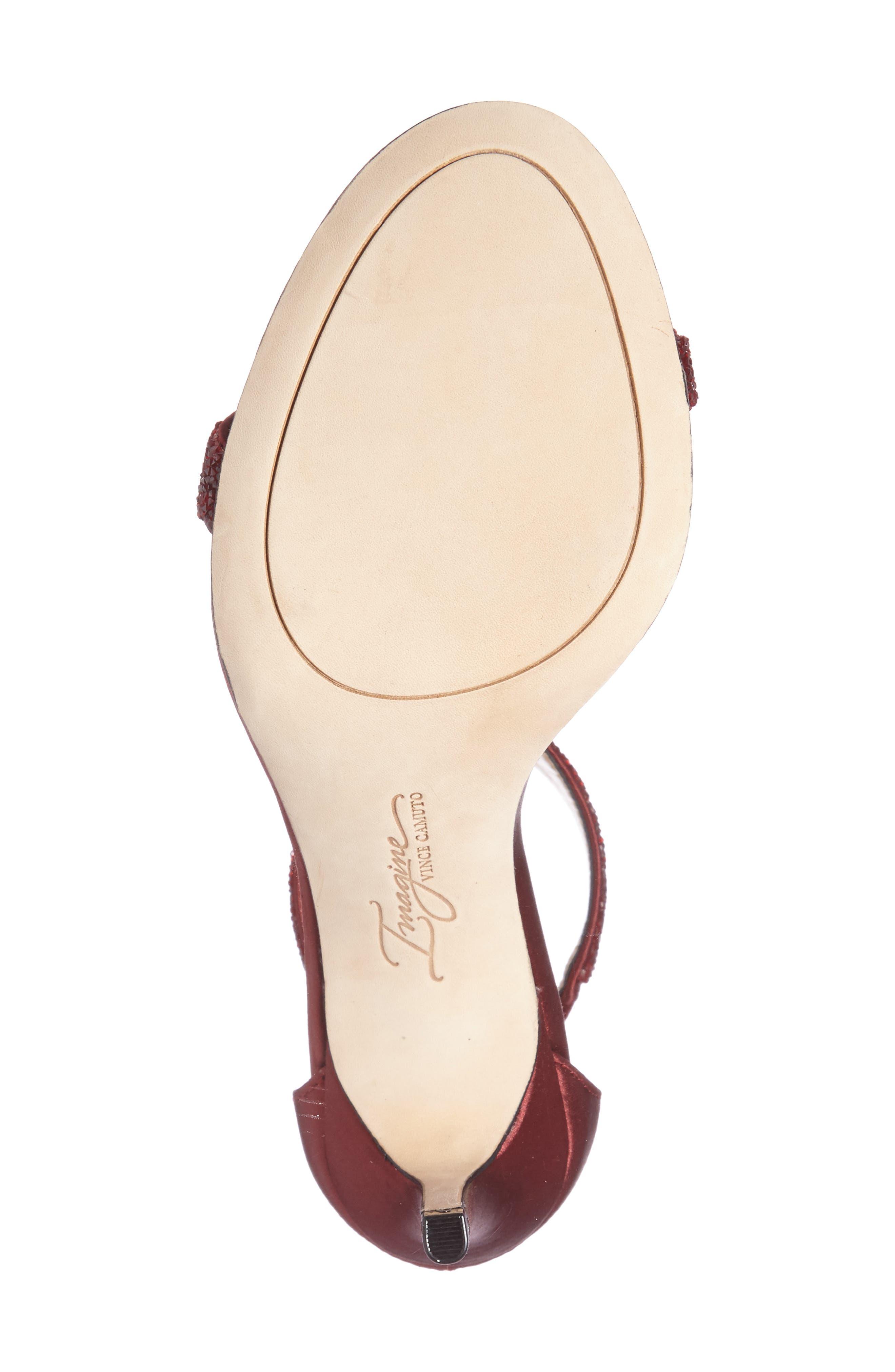 'Phoebe' Embellished T-Strap Sandal,                             Alternate thumbnail 59, color,