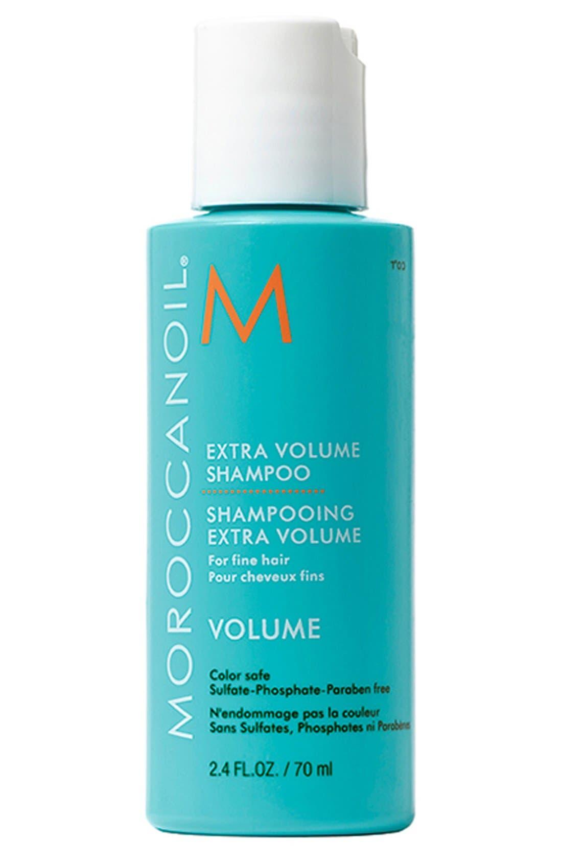 Travel Size Extra Volume Shampoo,                             Main thumbnail 1, color,                             000