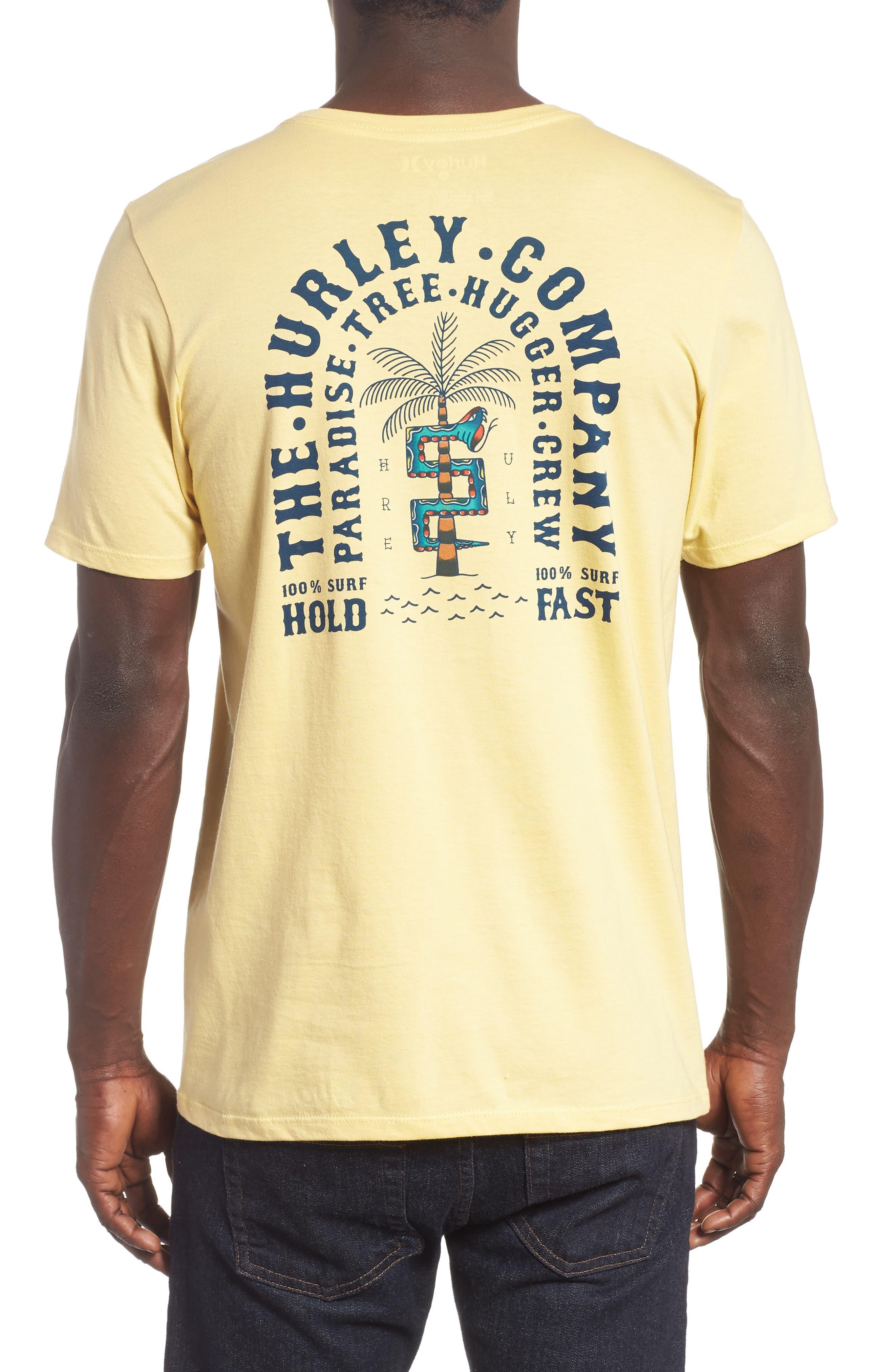 Tree Hugger Graphic T-Shirt,                             Alternate thumbnail 2, color,                             721
