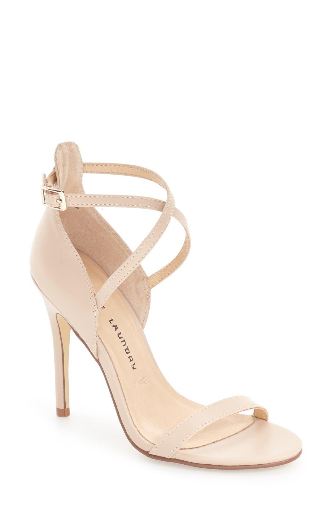 'Lavelle' Ankle Strap Sandal,                         Main,                         color, 250