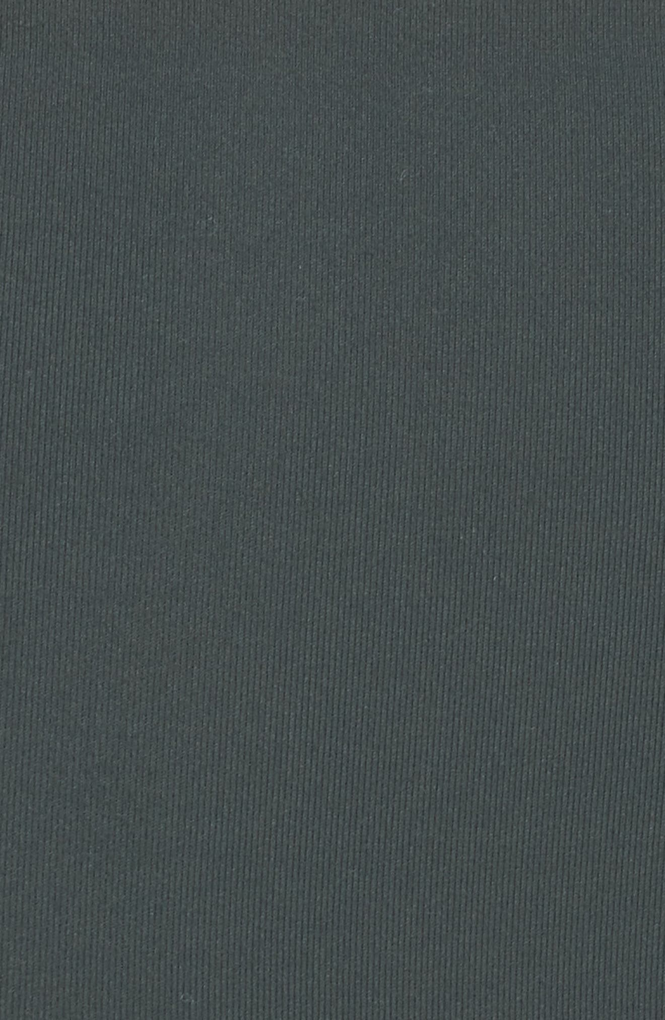 High Waist Lattice Midi Leggings,                             Alternate thumbnail 6, color,                             021