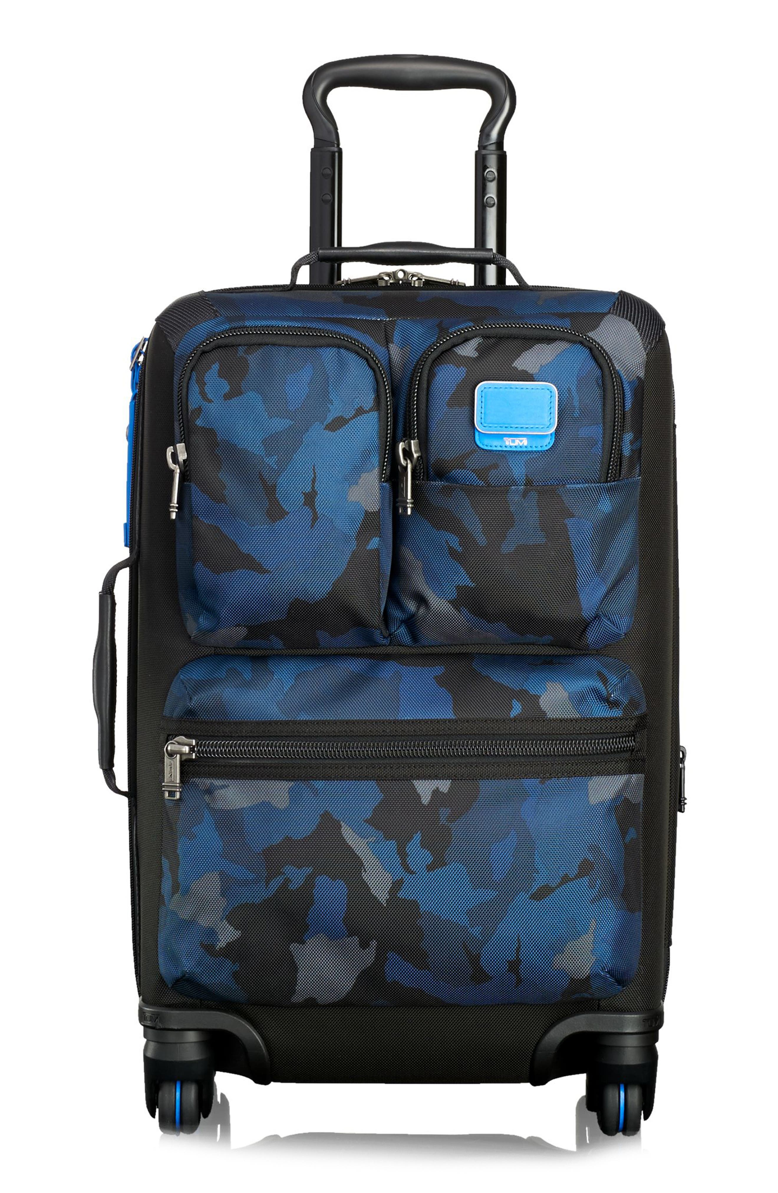 Alpha Bravo Kirtland 22 Inch Expandable Continental Wheeled Carry-On,                         Main,                         color, 429