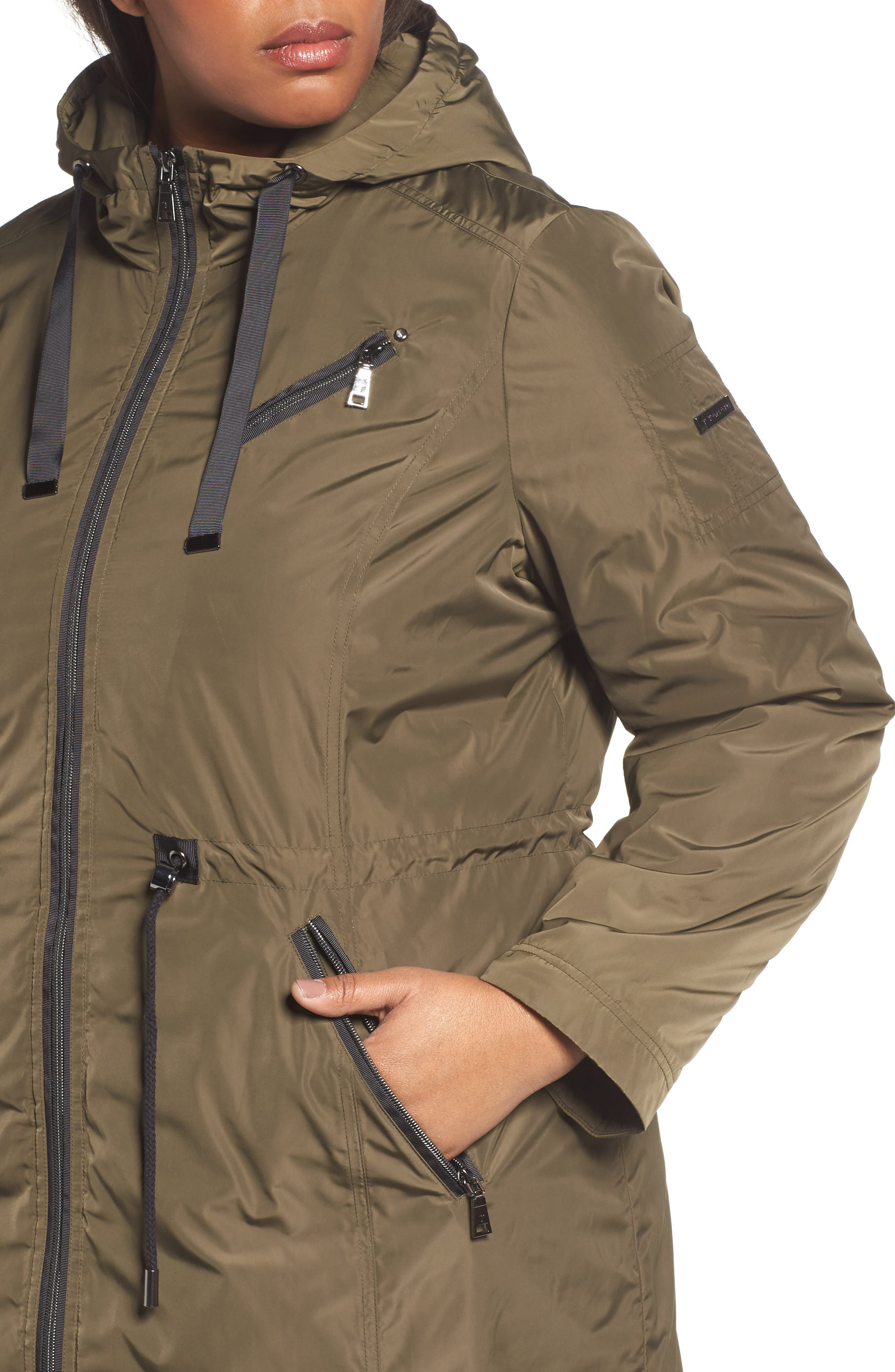 Tiffany Raincoat,                             Alternate thumbnail 11, color,