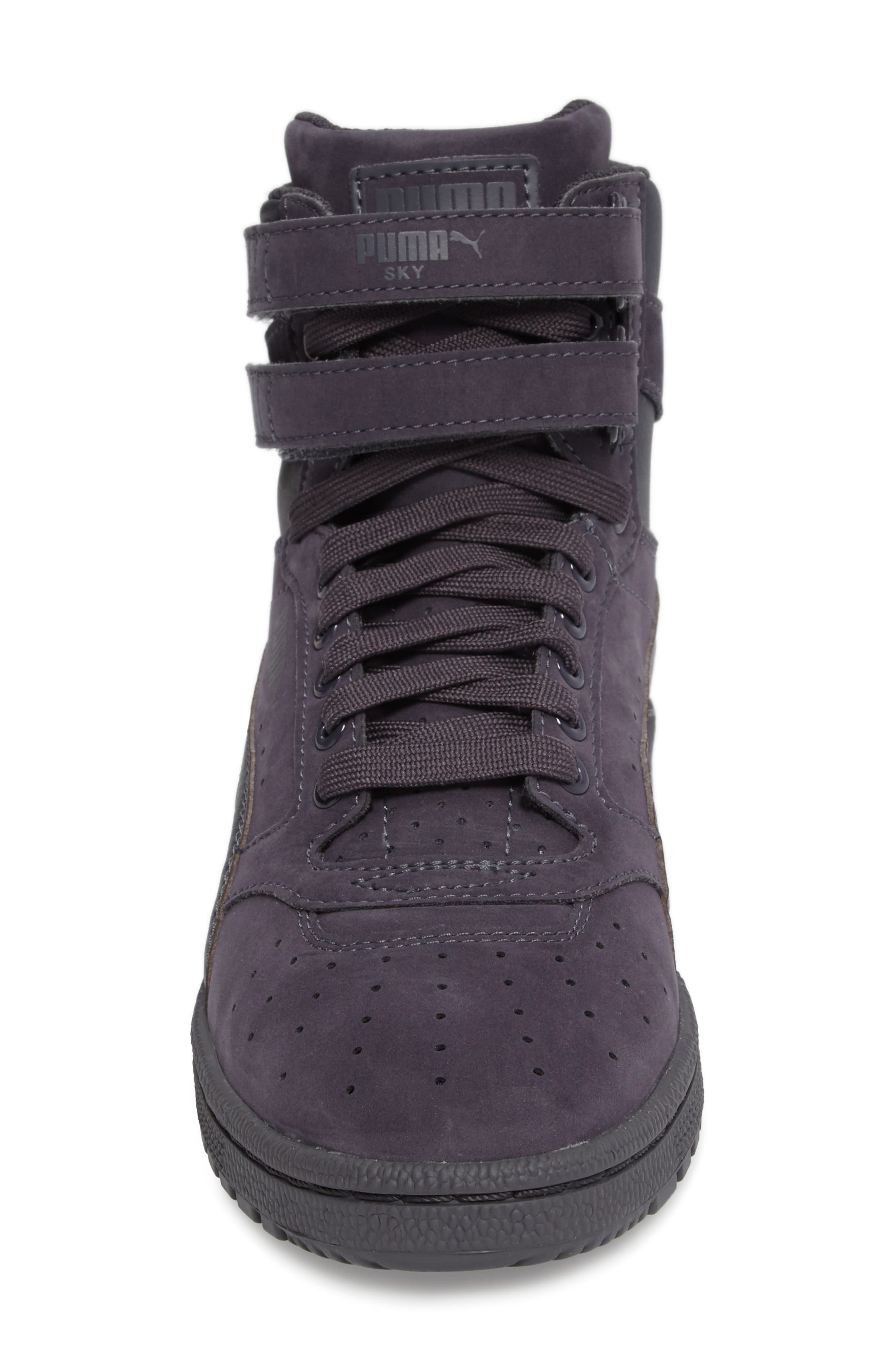 Ski II High Top Sneaker,                             Alternate thumbnail 7, color,