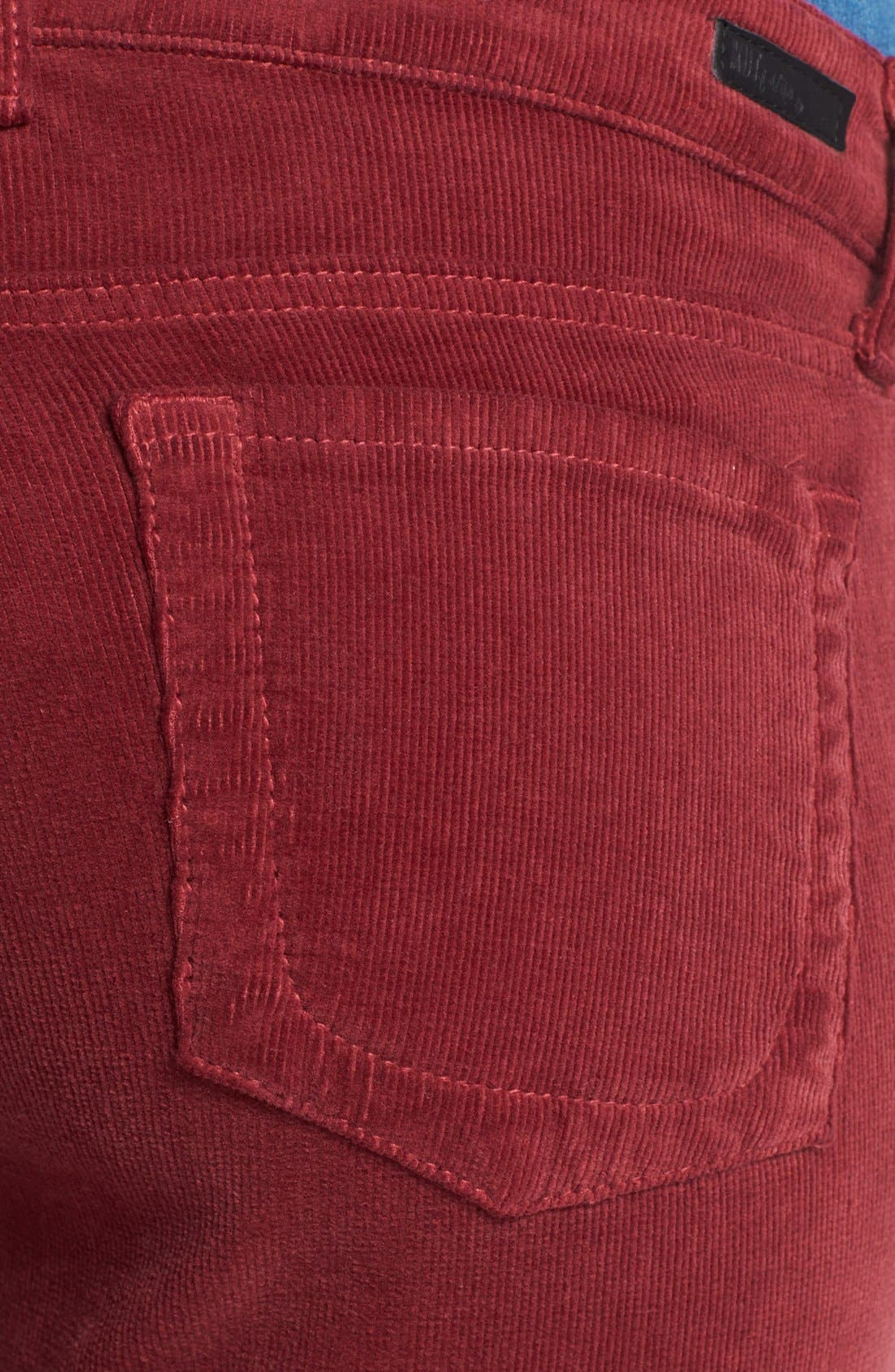 Baby Bootcut Corduroy Jeans,                             Alternate thumbnail 74, color,
