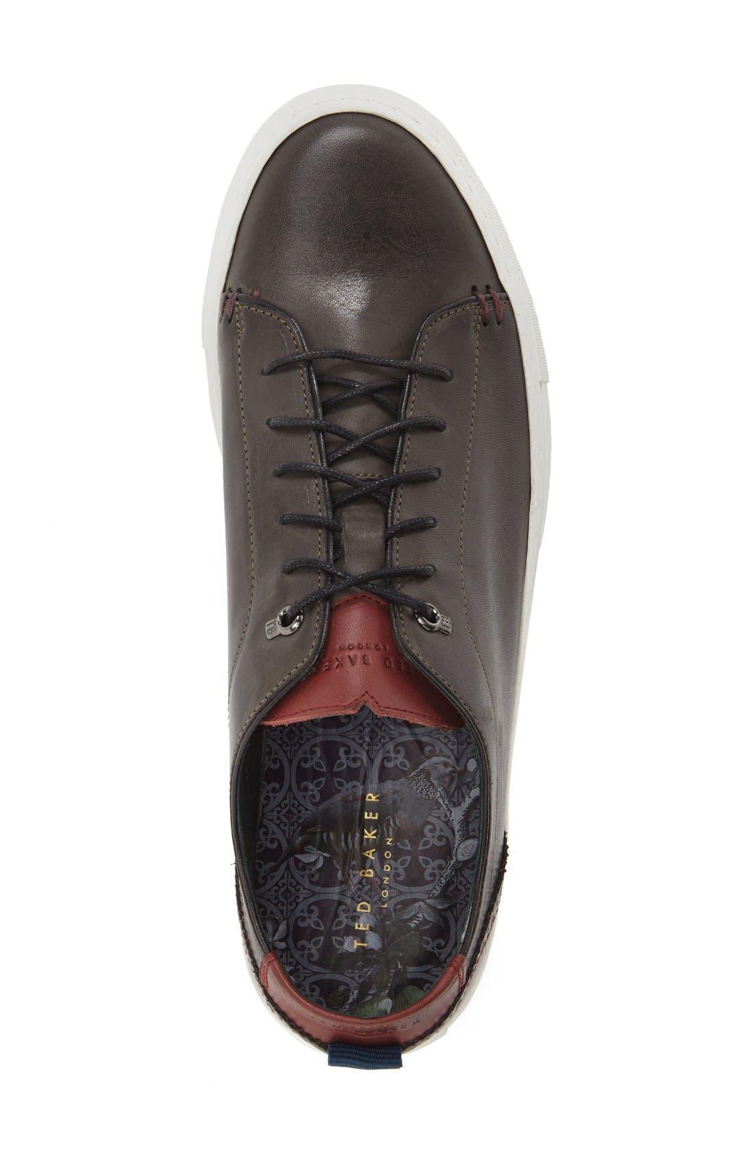 'Kiing Classic' Sneaker,                             Alternate thumbnail 27, color,