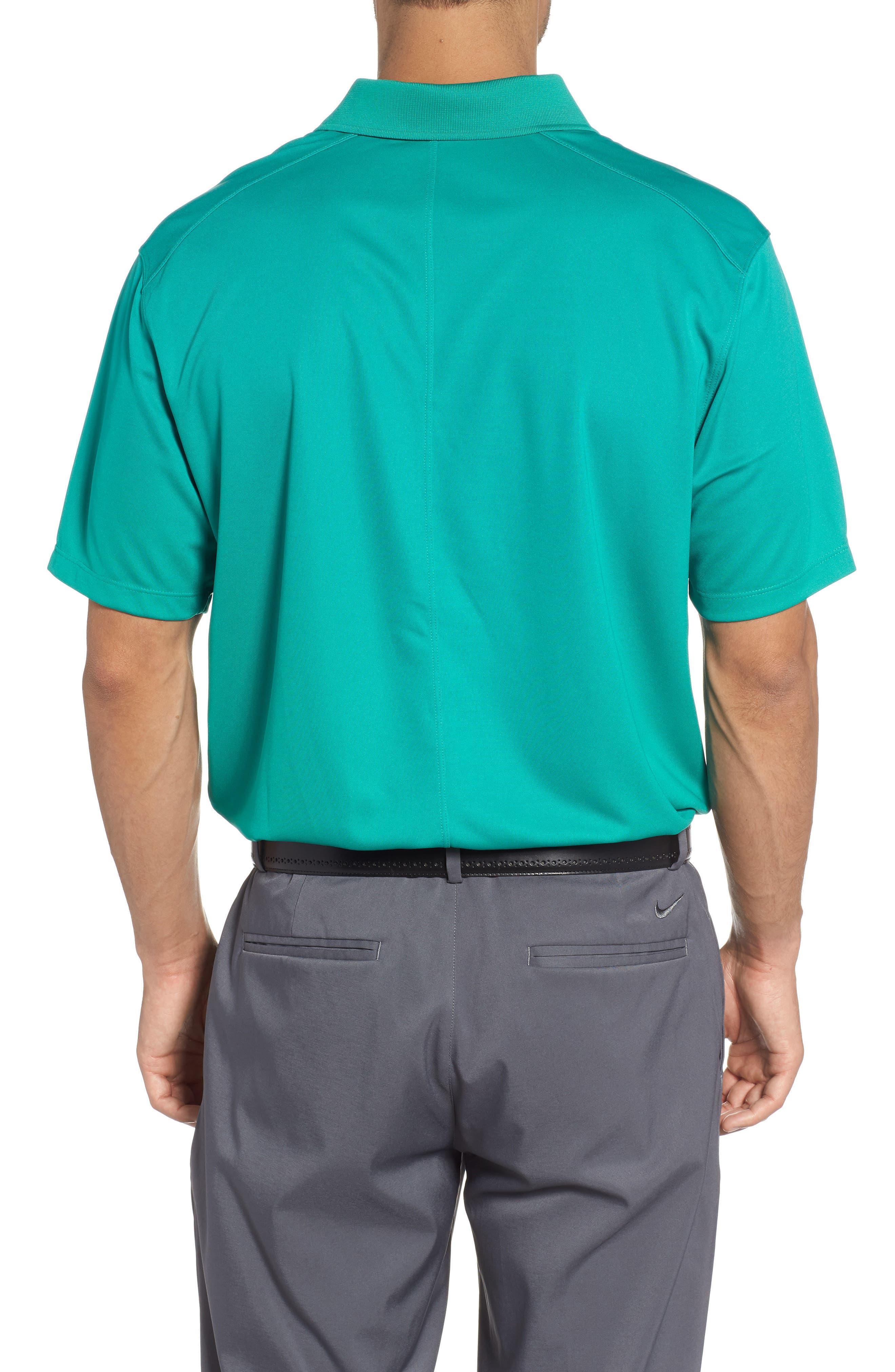 Dry Victory Golf Polo,                             Alternate thumbnail 2, color,                             NEPTUNE GREEN/ BLACK