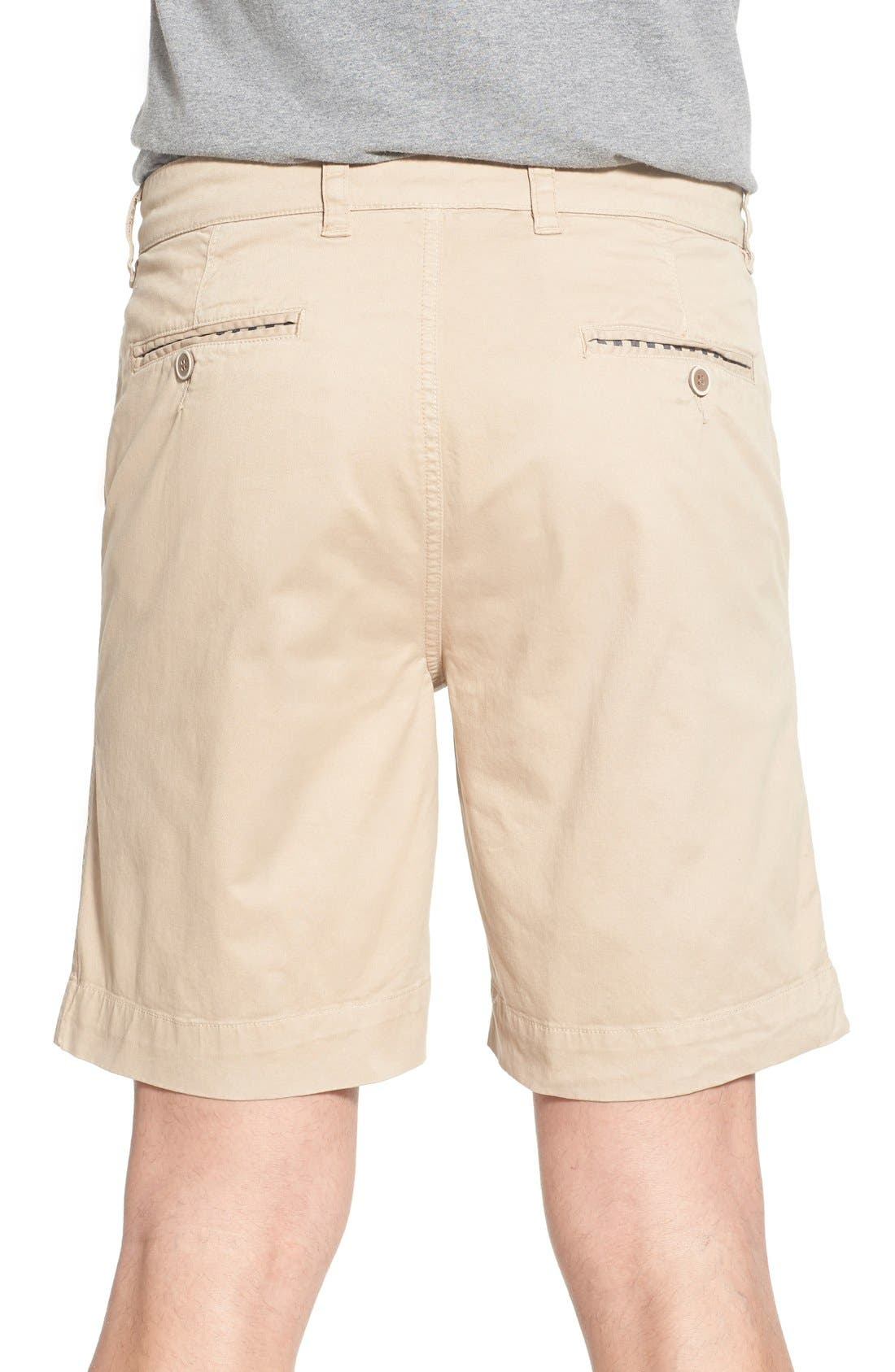 'Sunny' Stretch Chino Shorts,                             Alternate thumbnail 15, color,