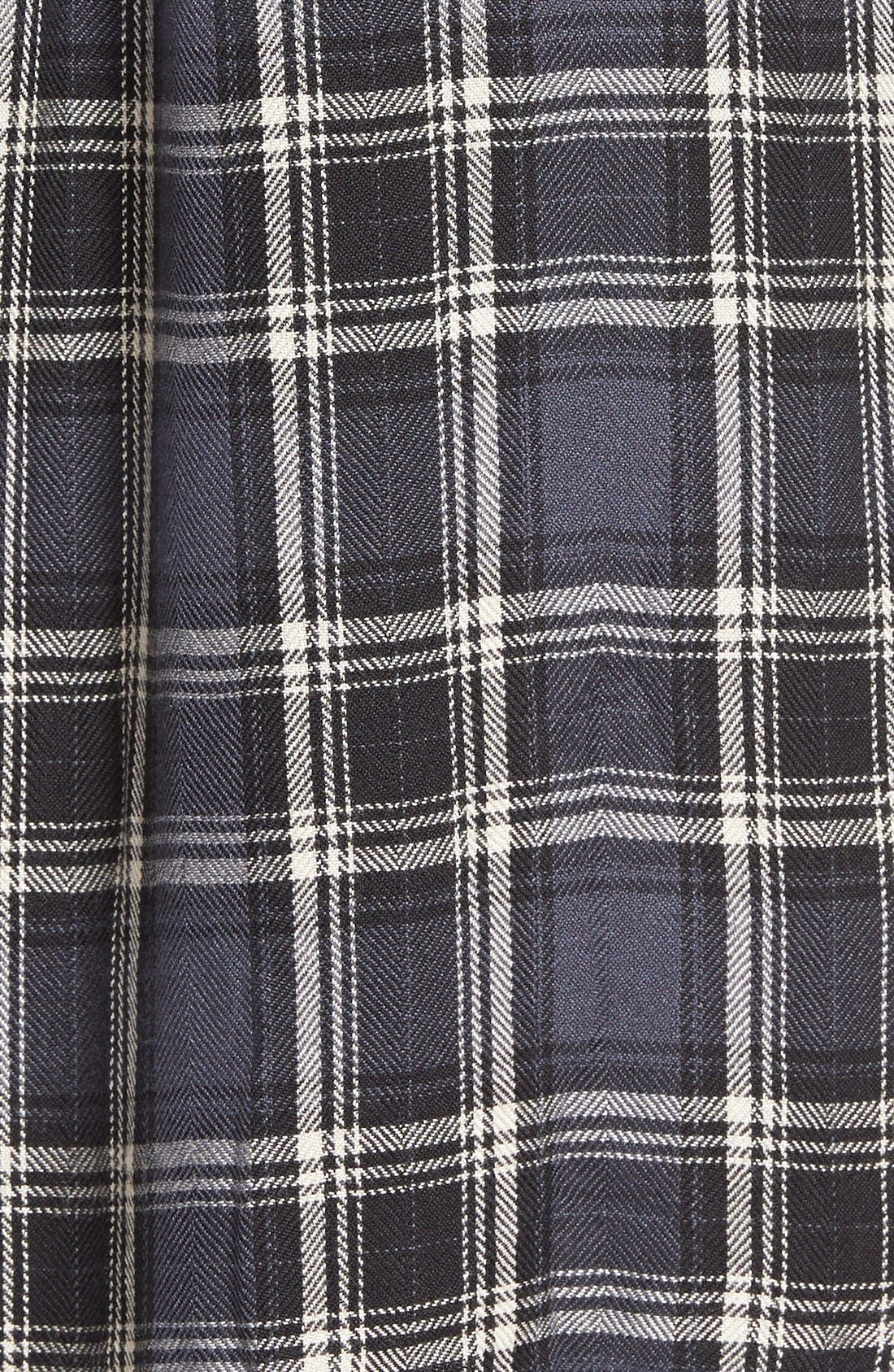 'Hunter' Plaid Shirt,                             Alternate thumbnail 3, color,                             020