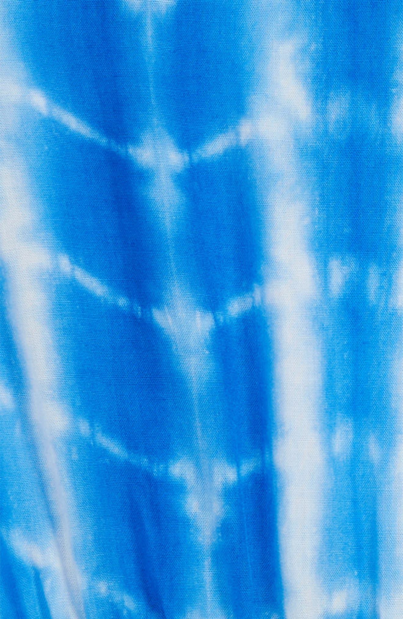 Tie Dye Romper,                             Alternate thumbnail 2, color,                             430