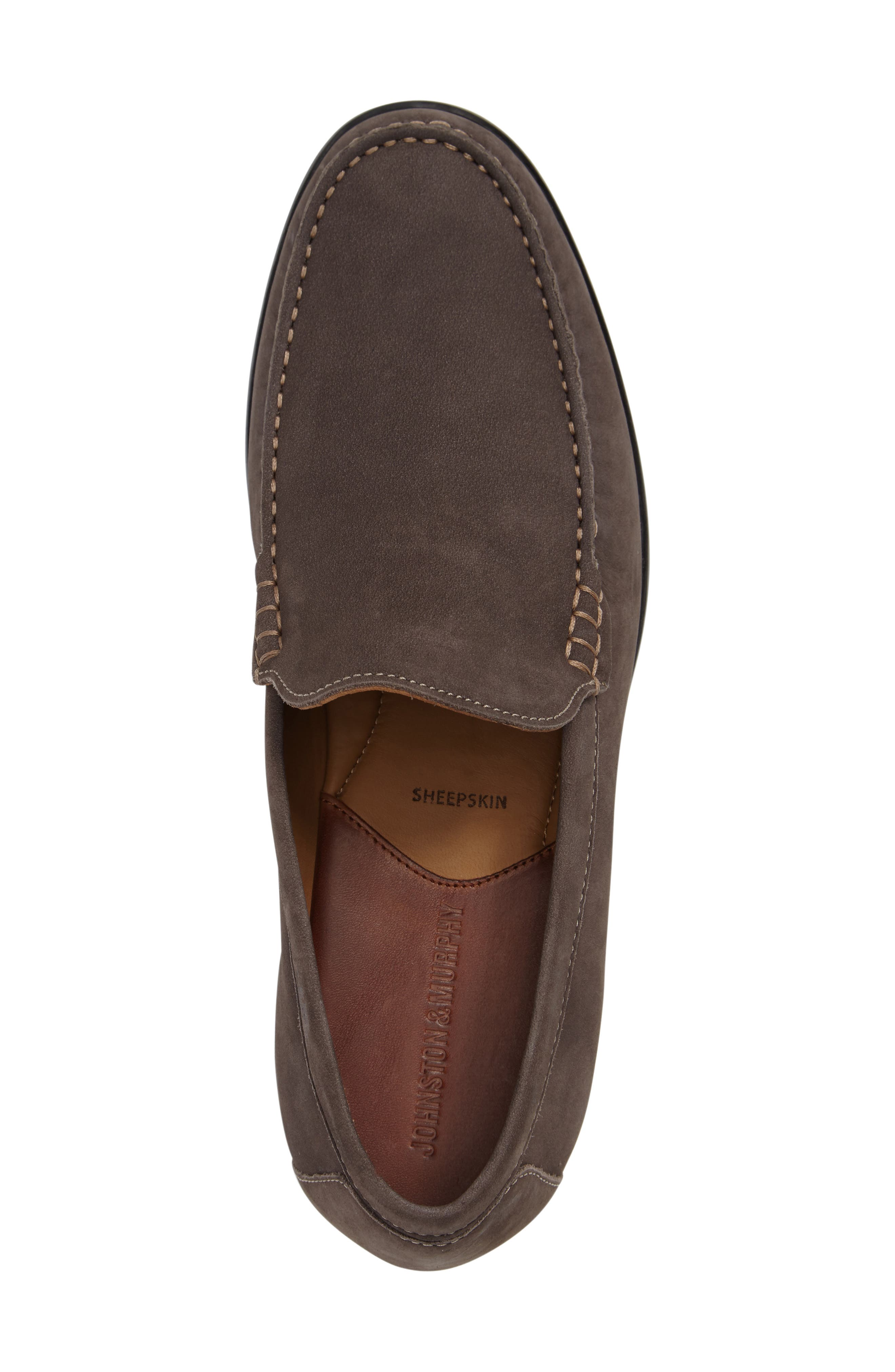 Cresswell Venetian Loafer,                             Alternate thumbnail 3, color,                             020