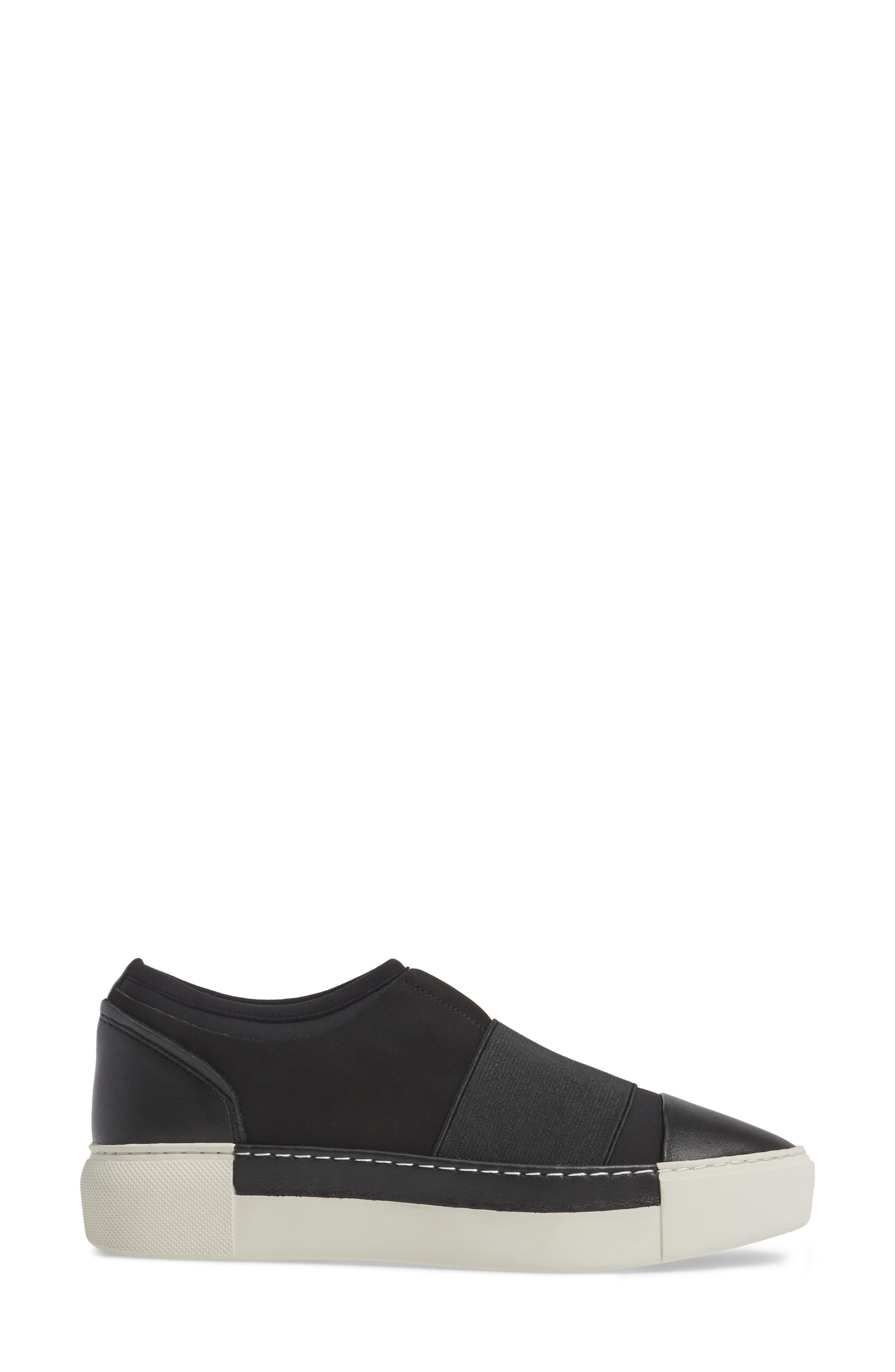 Voila Slip-On Sneaker,                             Alternate thumbnail 3, color,                             015