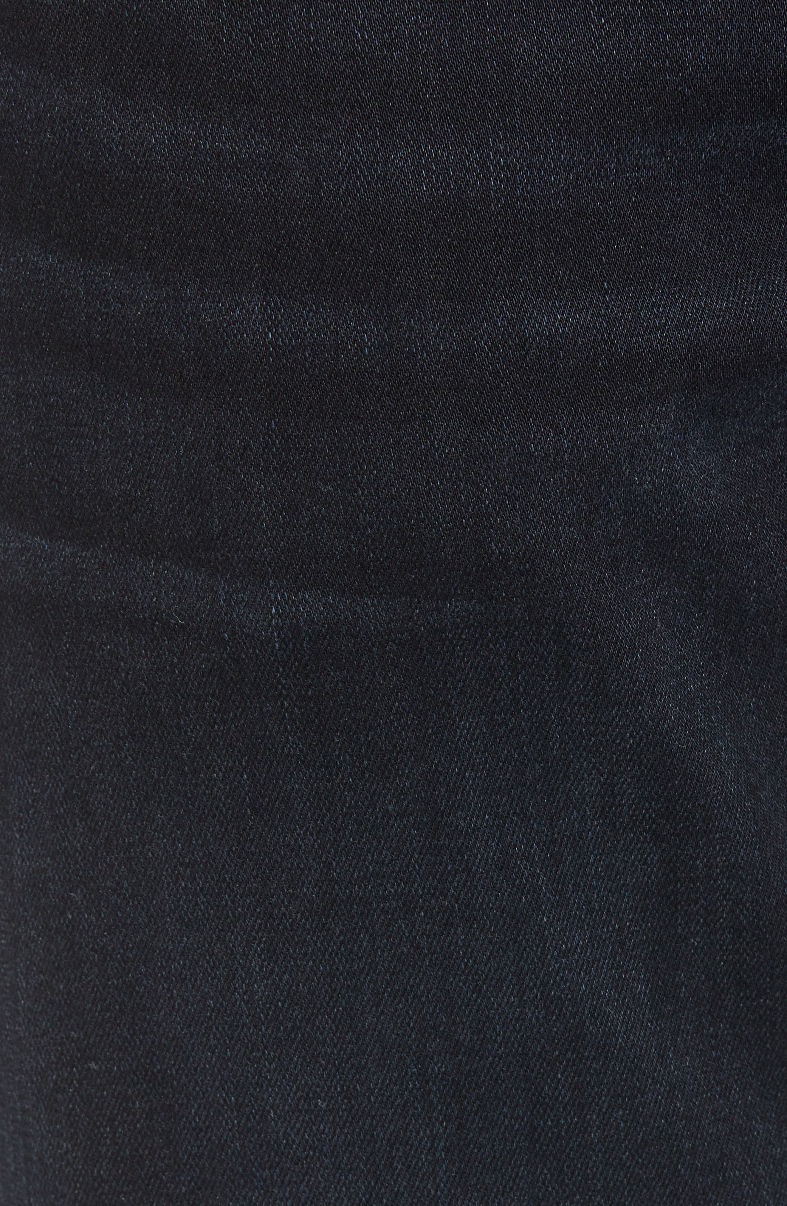 Transcend - Normandie Straight Leg Jeans,                             Alternate thumbnail 5, color,                             400