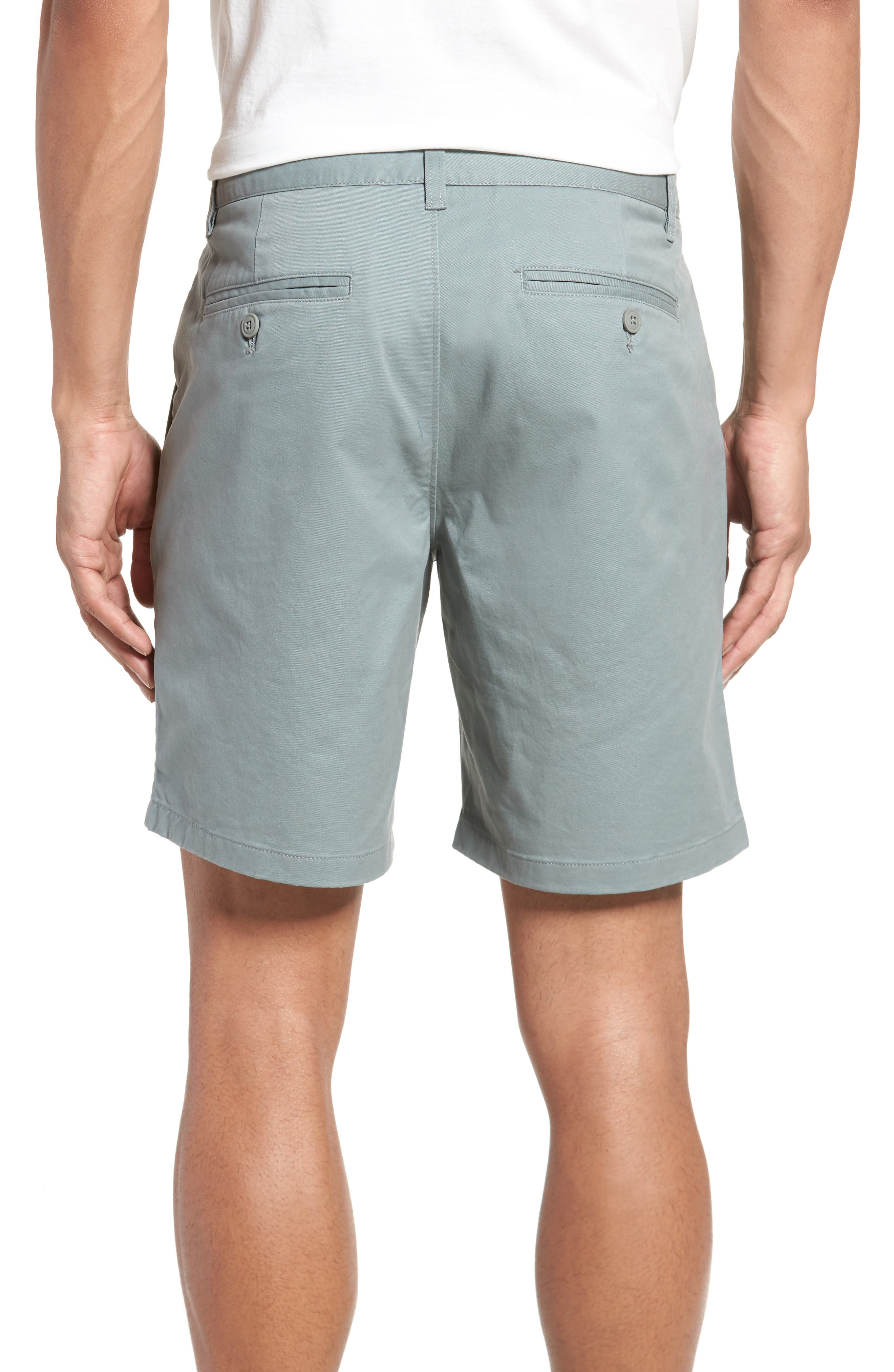 Stretch Washed Chino 7-Inch Shorts,                             Alternate thumbnail 45, color,