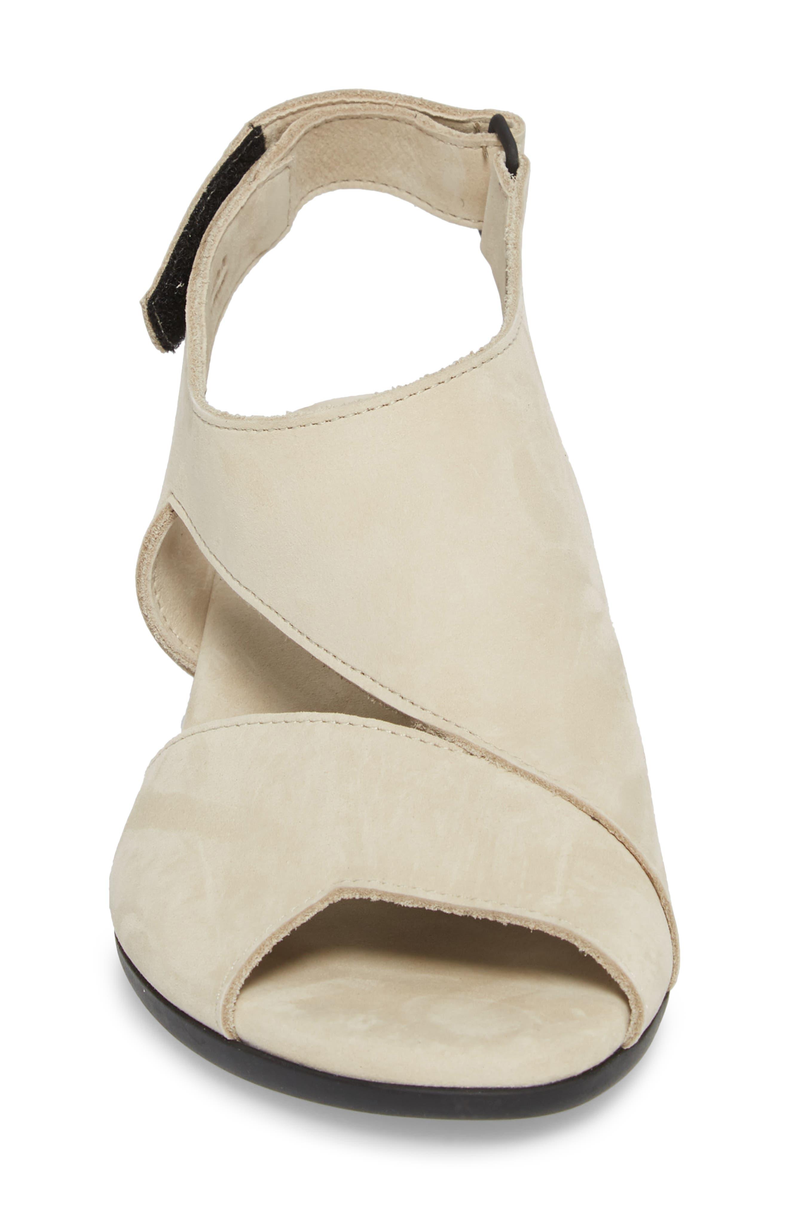 Obibbi Asymmetrical Slingback Sandal,                             Alternate thumbnail 8, color,