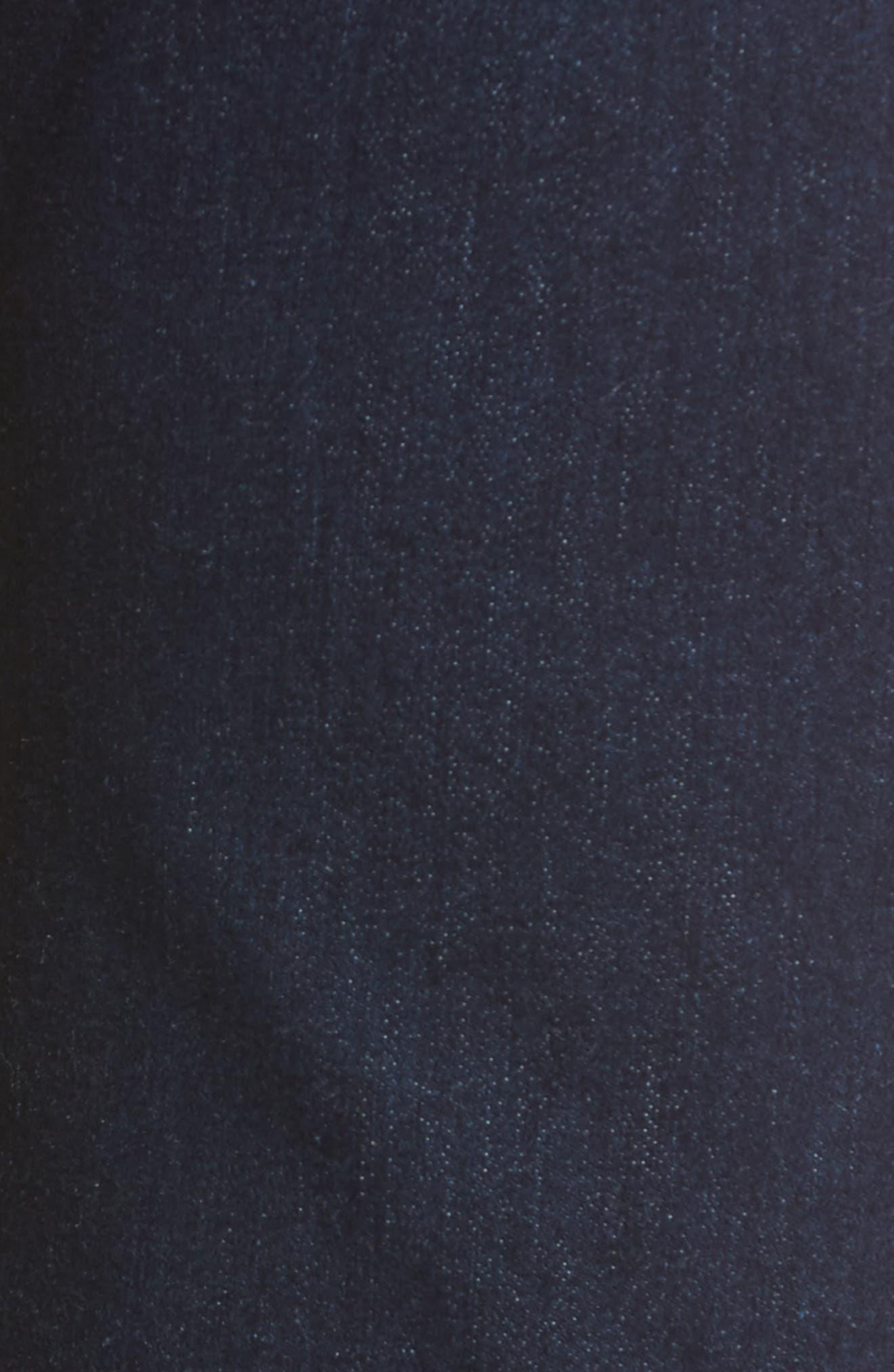 Dojo Wide Leg Jeans,                             Alternate thumbnail 6, color,                             MORENO