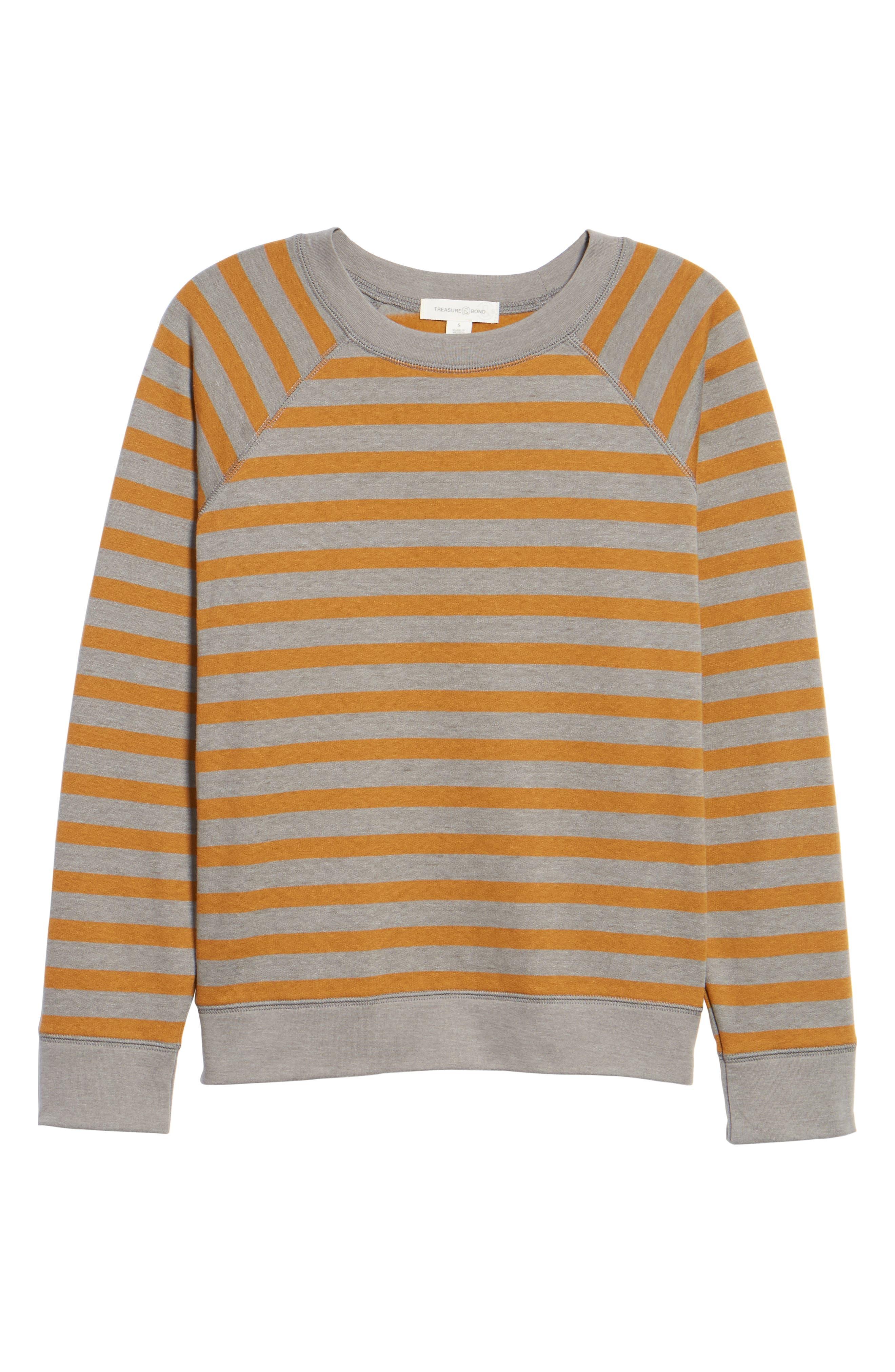 Crewneck Sweatshirt,                             Alternate thumbnail 6, color,                             021