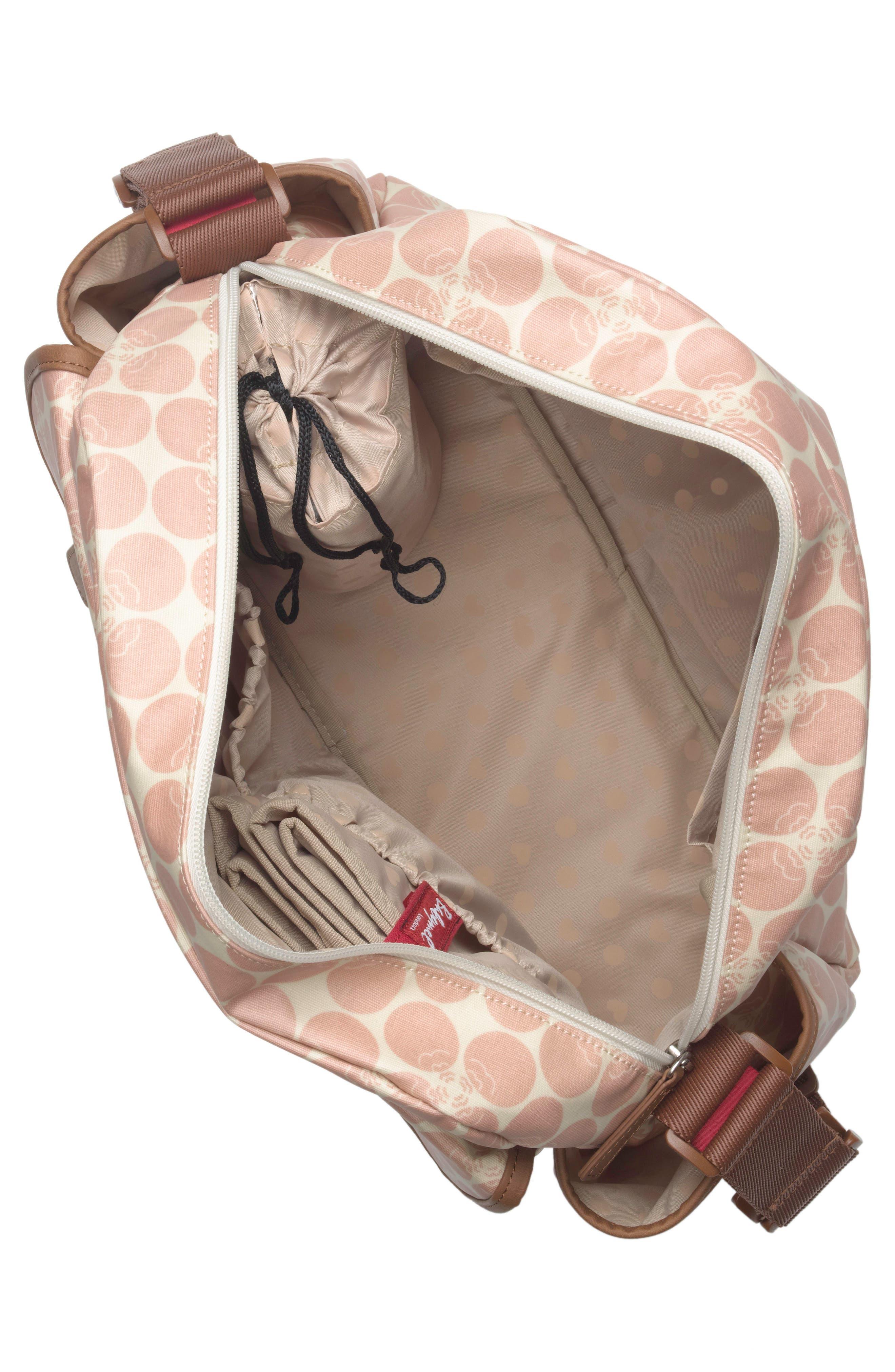 Molly Diaper Bag,                             Alternate thumbnail 12, color,