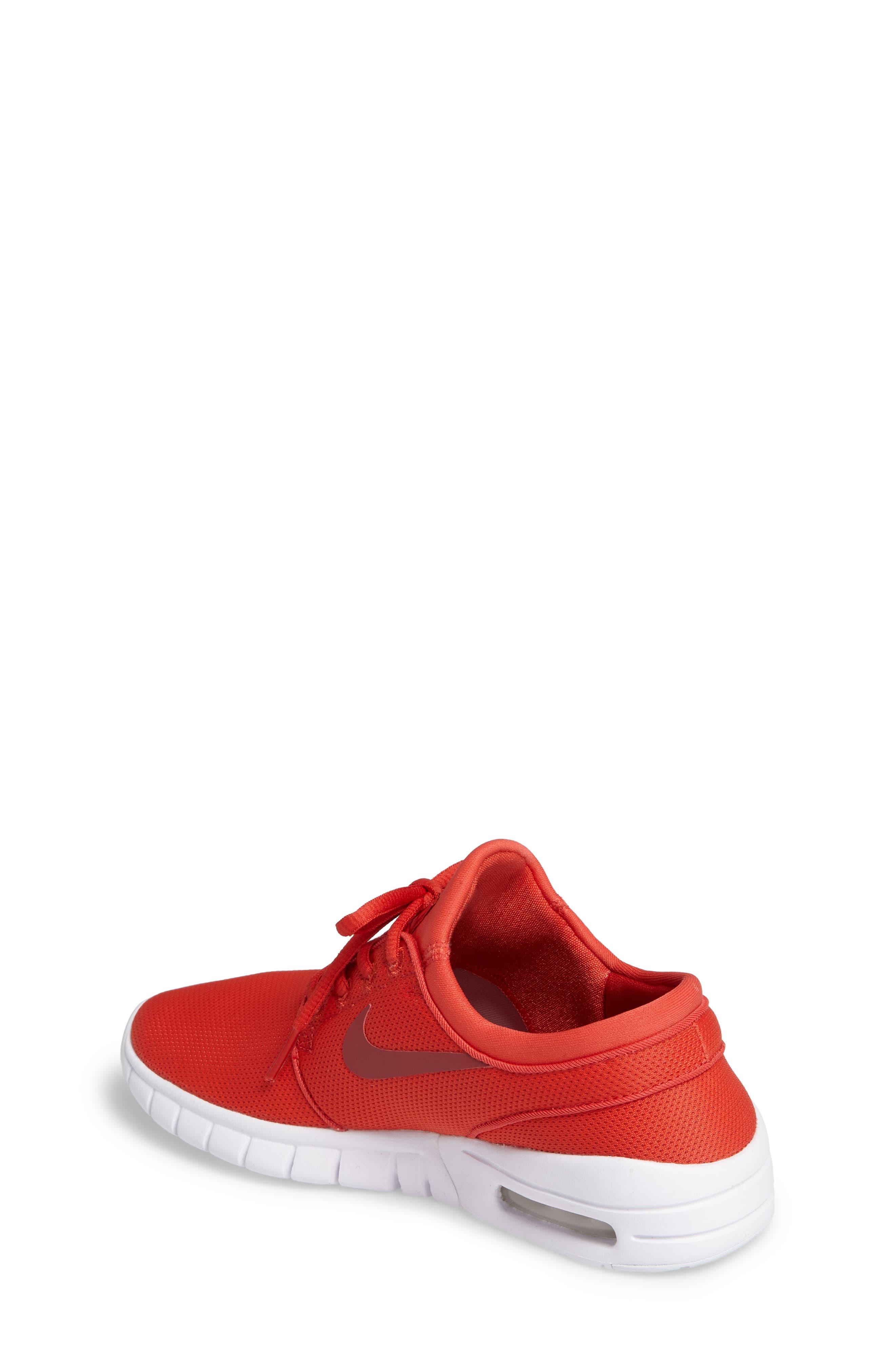 Stefan Janoski Max SB Skate Sneaker,                             Alternate thumbnail 17, color,