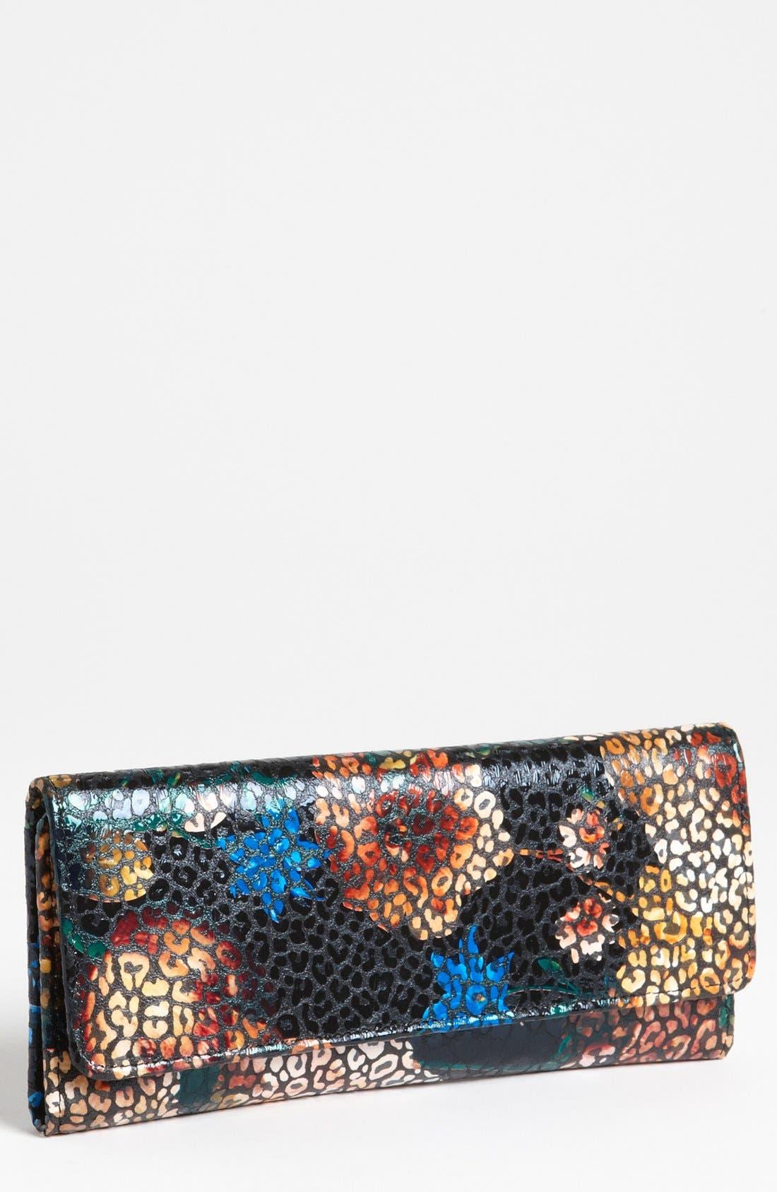 'Sadie' Leather Wallet,                             Main thumbnail 14, color,