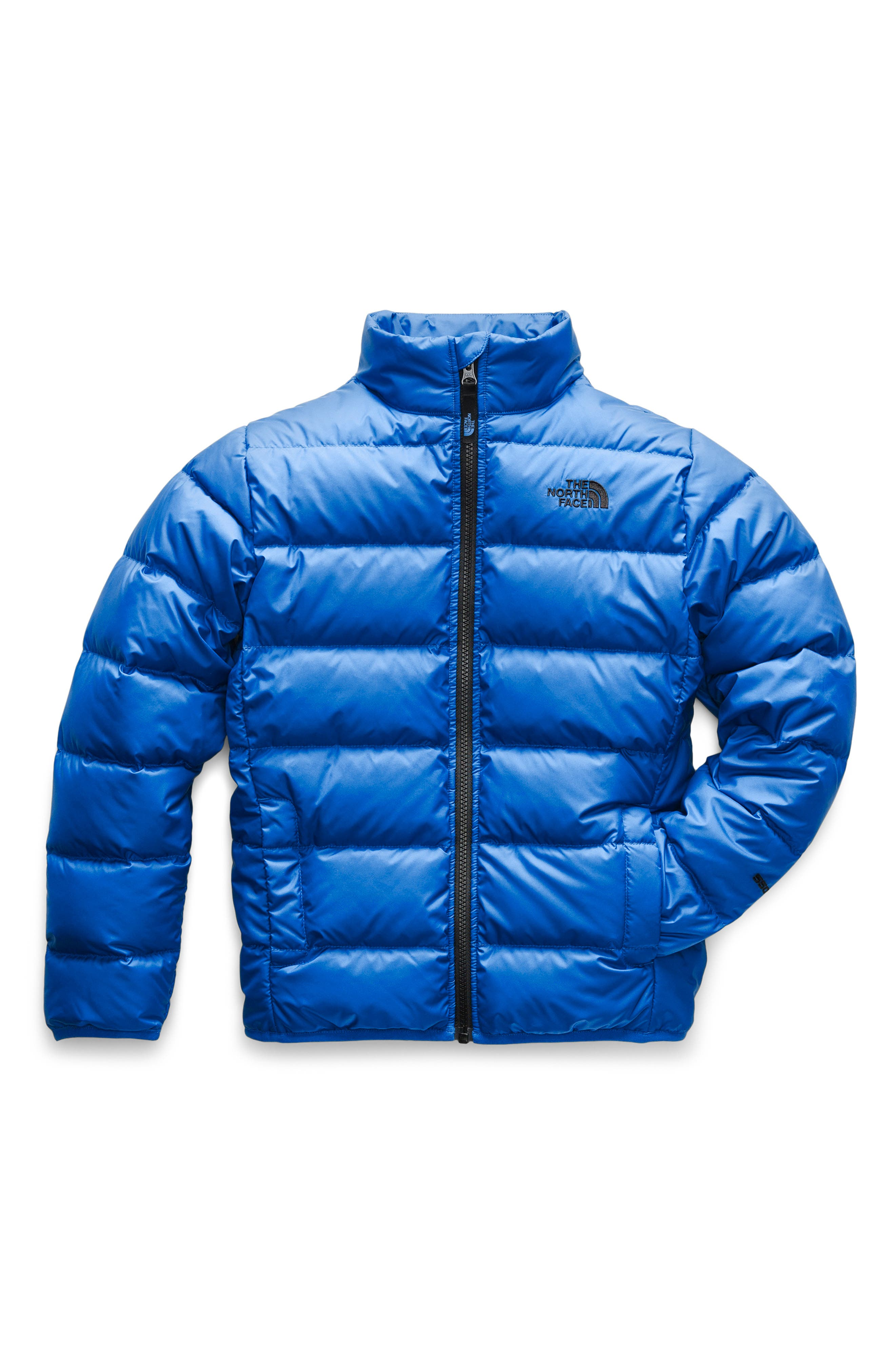 Andes Water Repellent 550-Fill Power Down Jacket,                         Main,                         color, 403