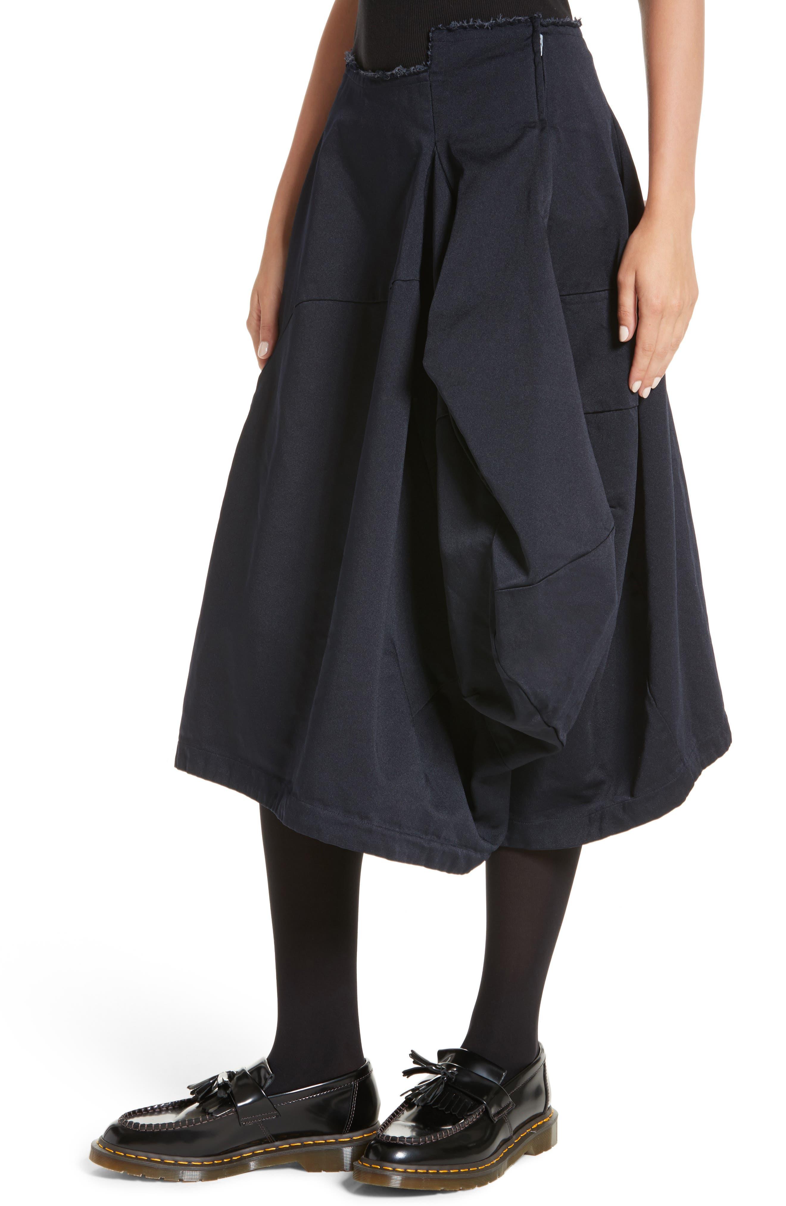 Origami Skirt,                             Alternate thumbnail 4, color,                             410