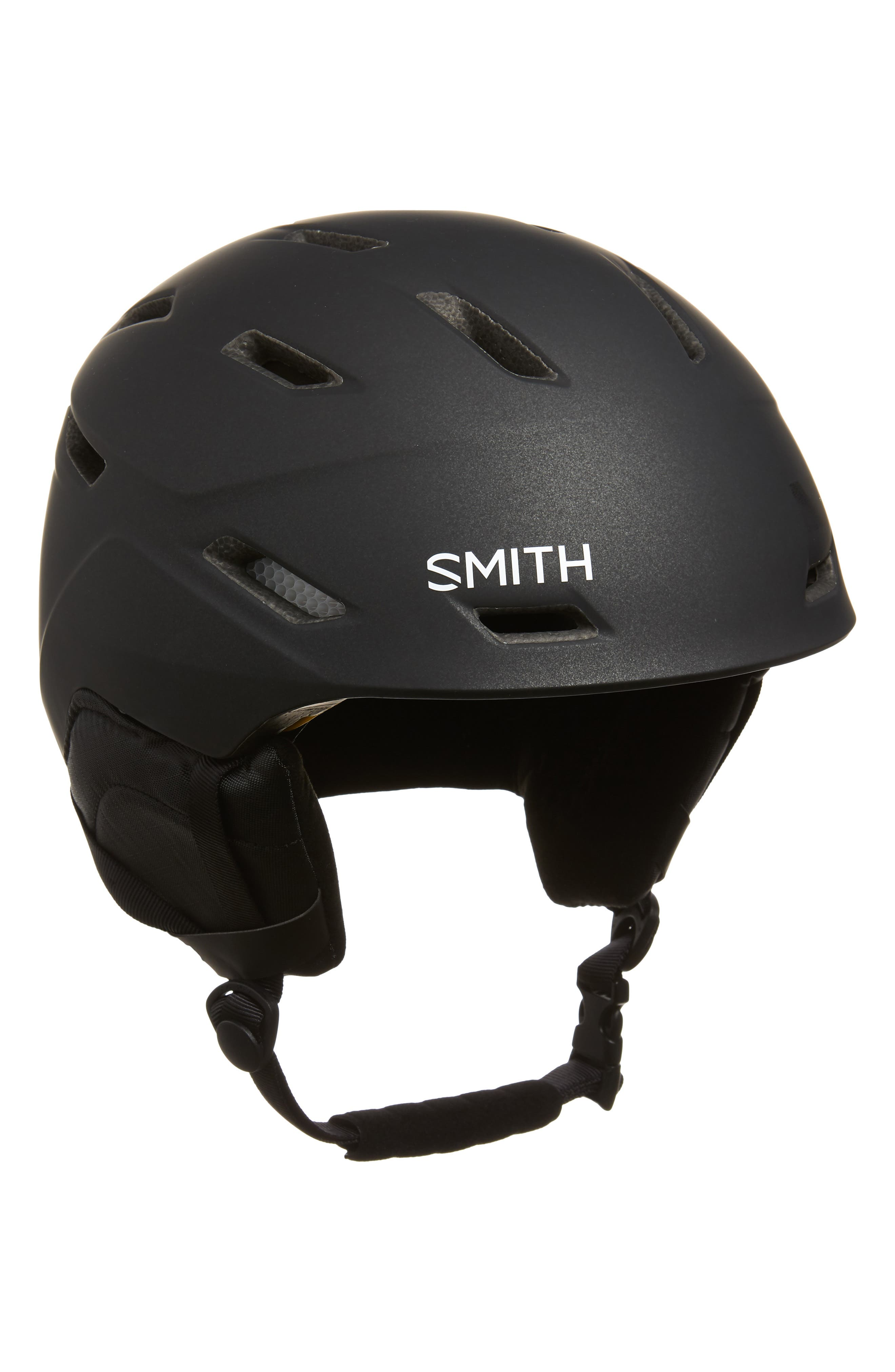 Smith MIRAGE WITH MIPS SNOW HELMET - BLACK
