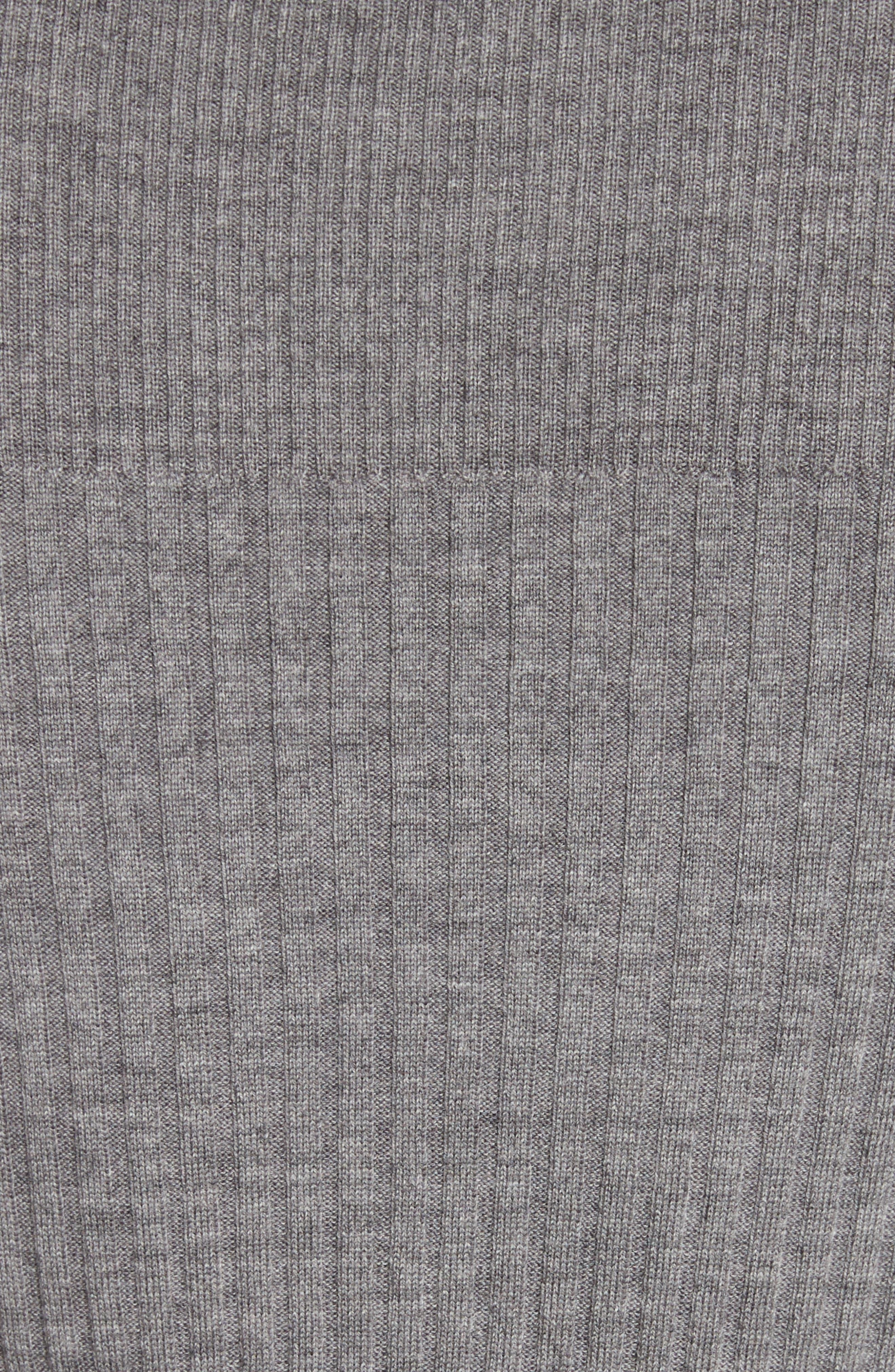 Merino Wool Sweater,                             Alternate thumbnail 5, color,                             030