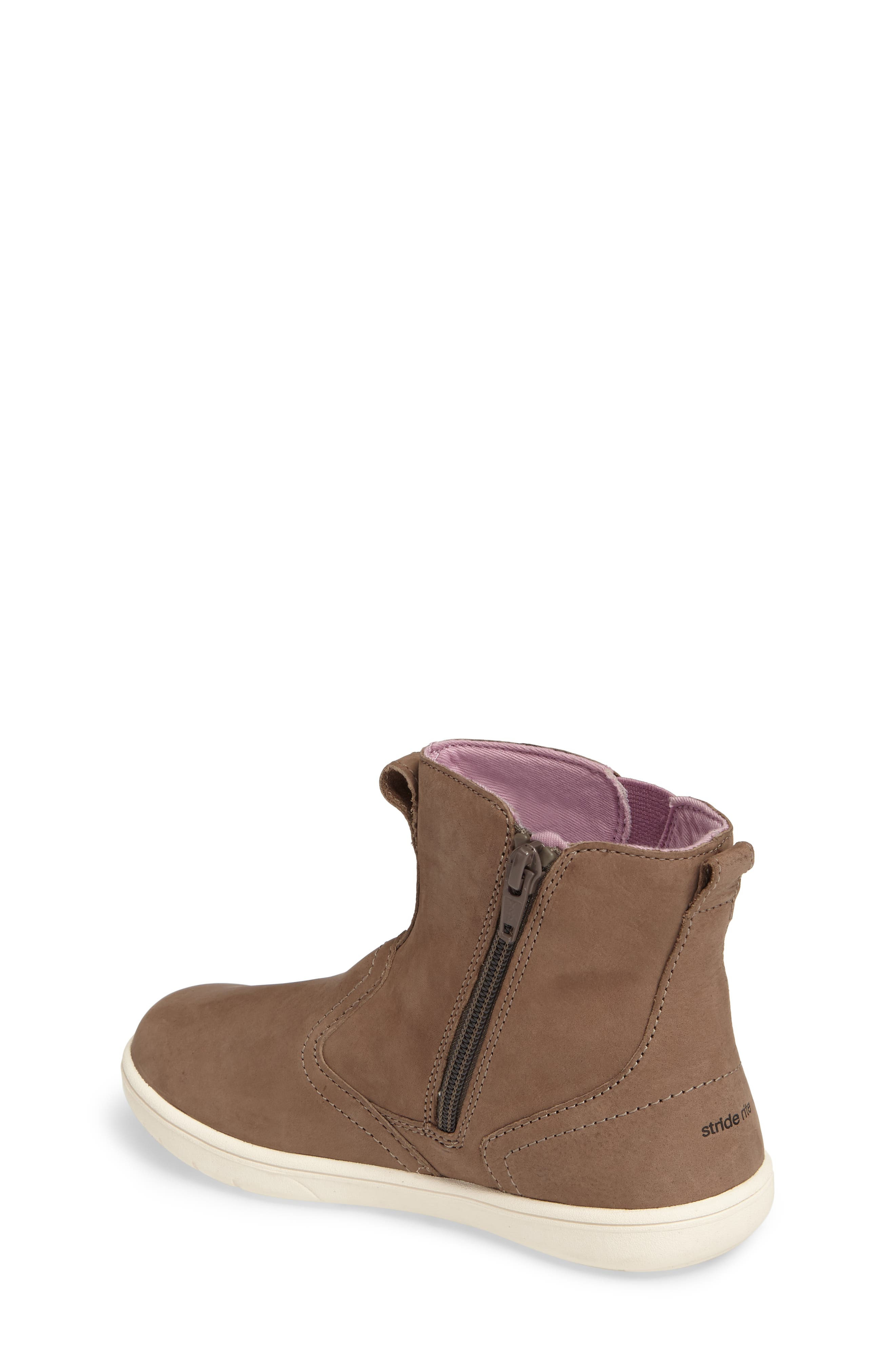 SRtech<sup>™</sup> Maxine Fringed Bootie,                             Alternate thumbnail 2, color,