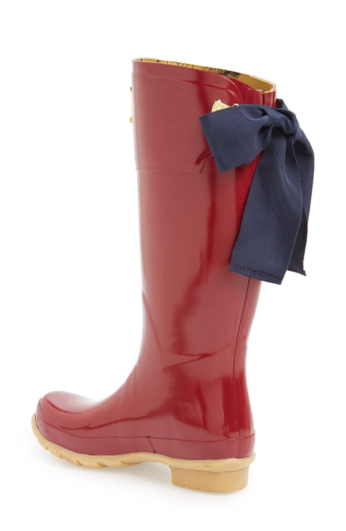 'Evedon' Rain Boot,                             Alternate thumbnail 17, color,