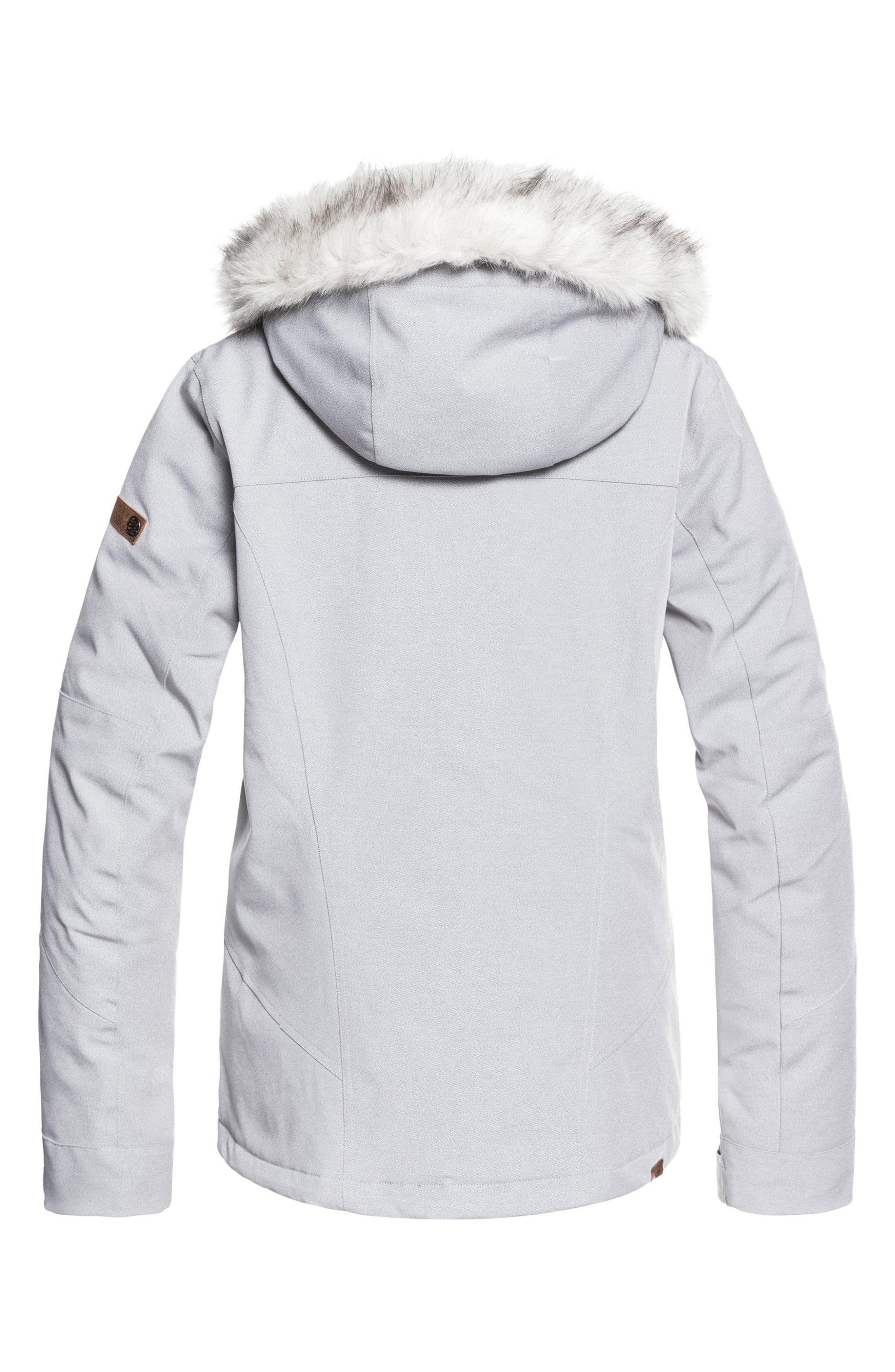 ROXY,                             Atmosphere Snow Jacket,                             Alternate thumbnail 3, color,                             020