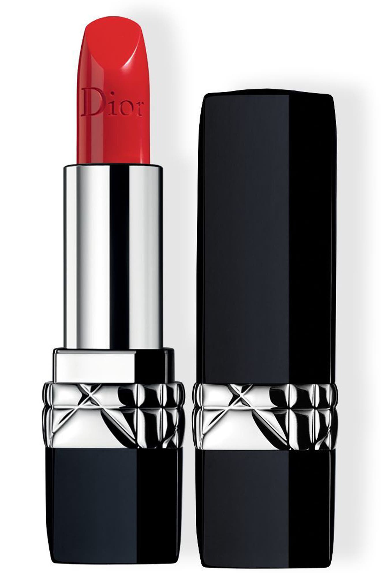 Dior Couture Color Rouge Dior Lipstick - 080 Red Smile