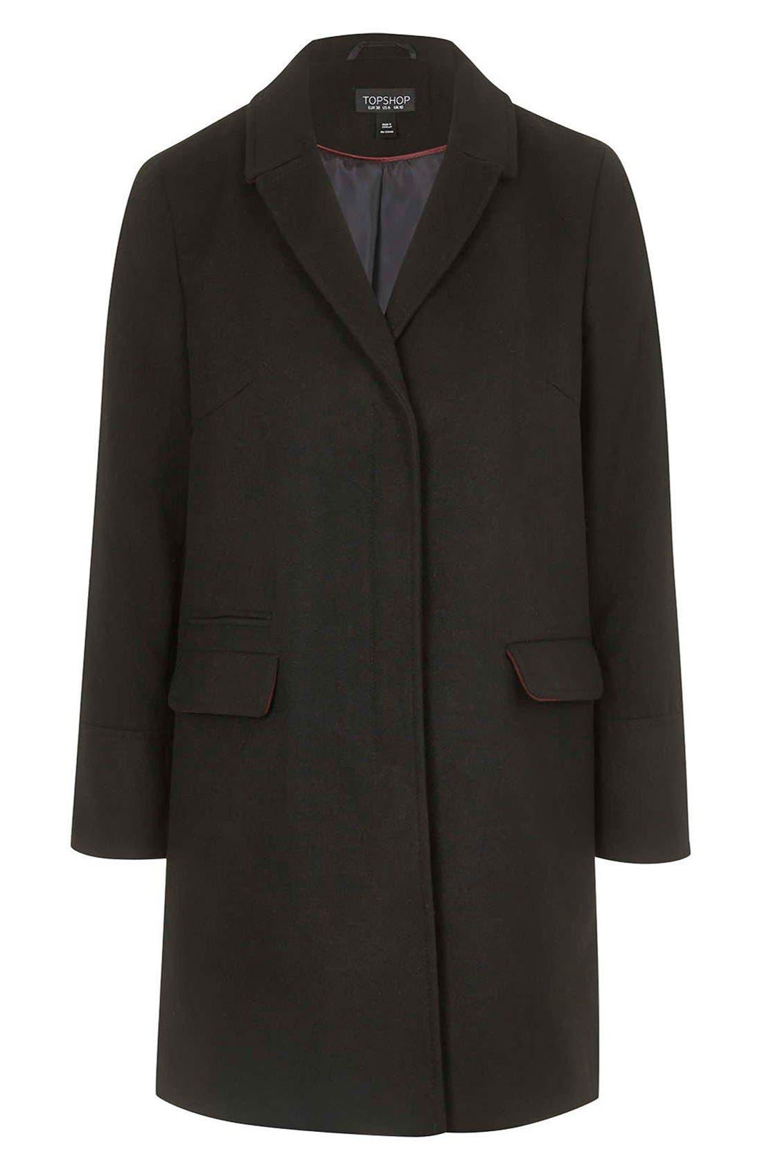 'Mia' Coat,                             Alternate thumbnail 2, color,                             001